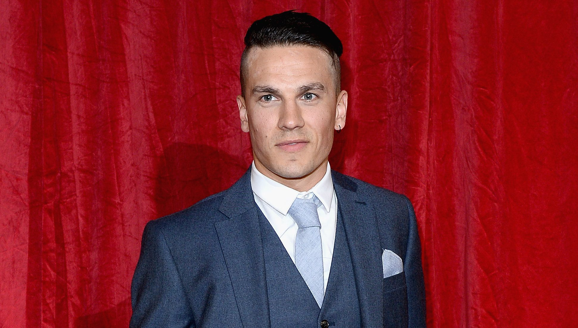 Aaron Sidwell (Jeff Spicer/Getty Images)