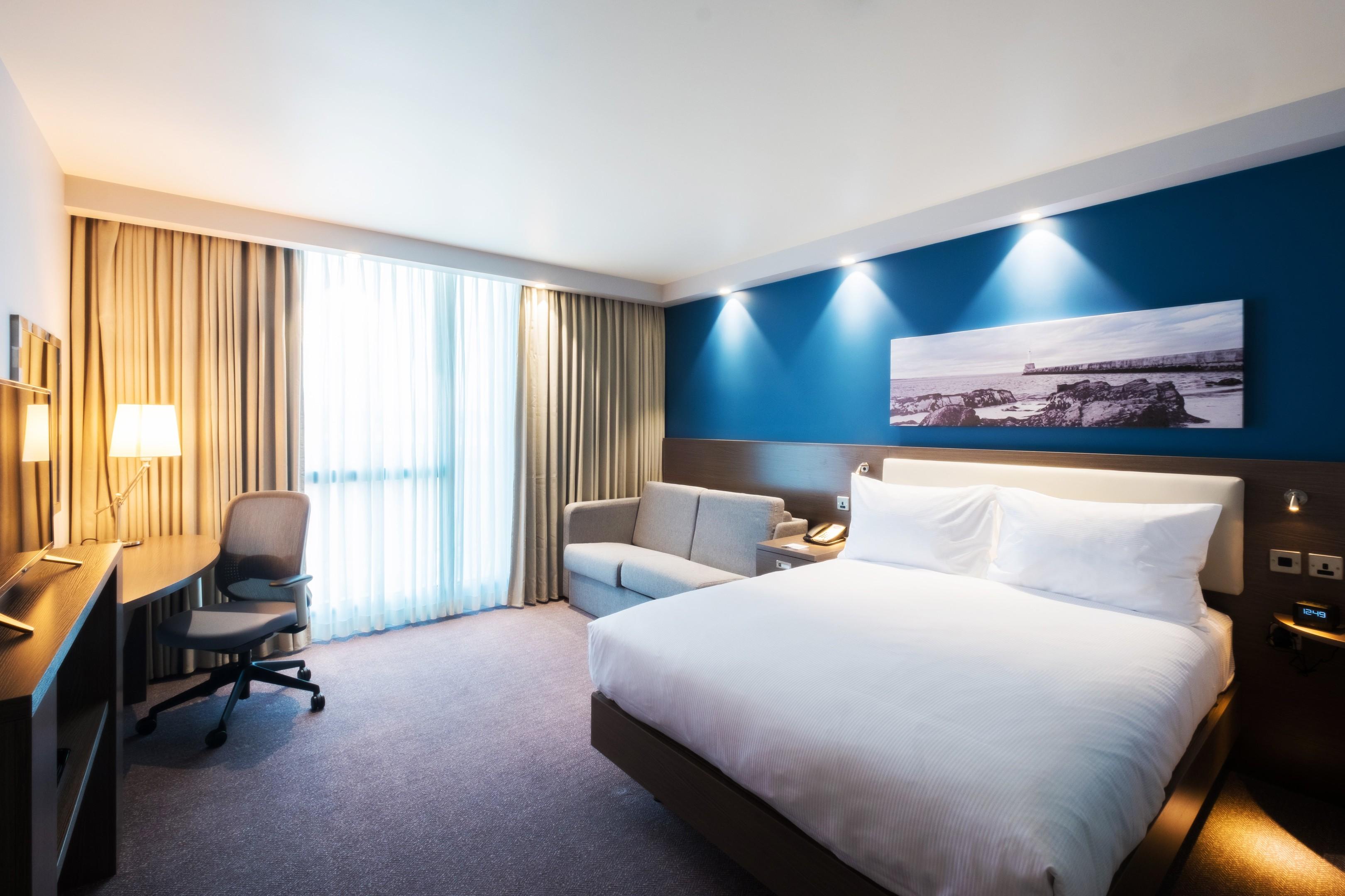 Hilton Aberdeen (Evoke Pictures)