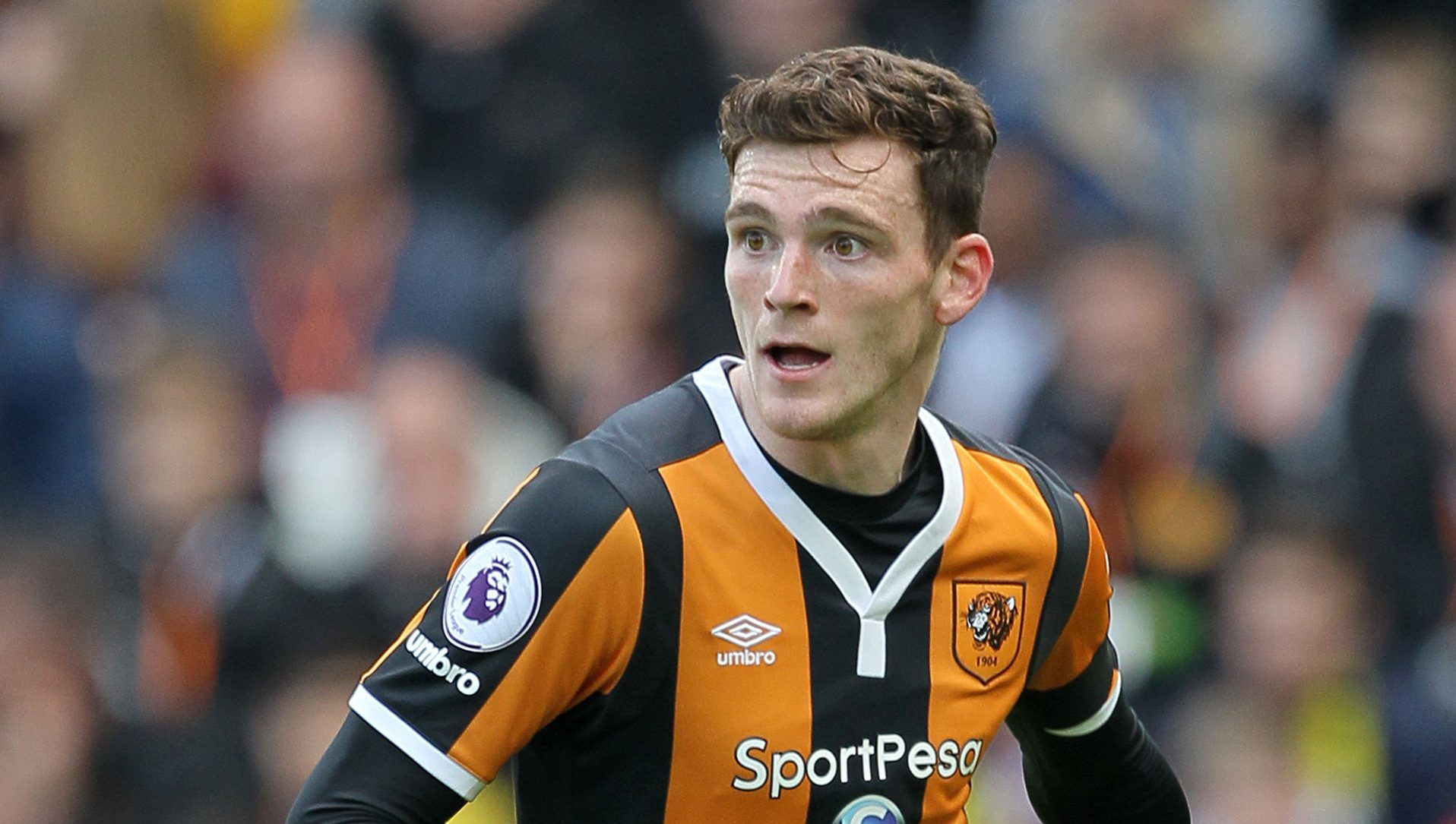 Andrew Robertson (Richard Sellers/PA Wire)