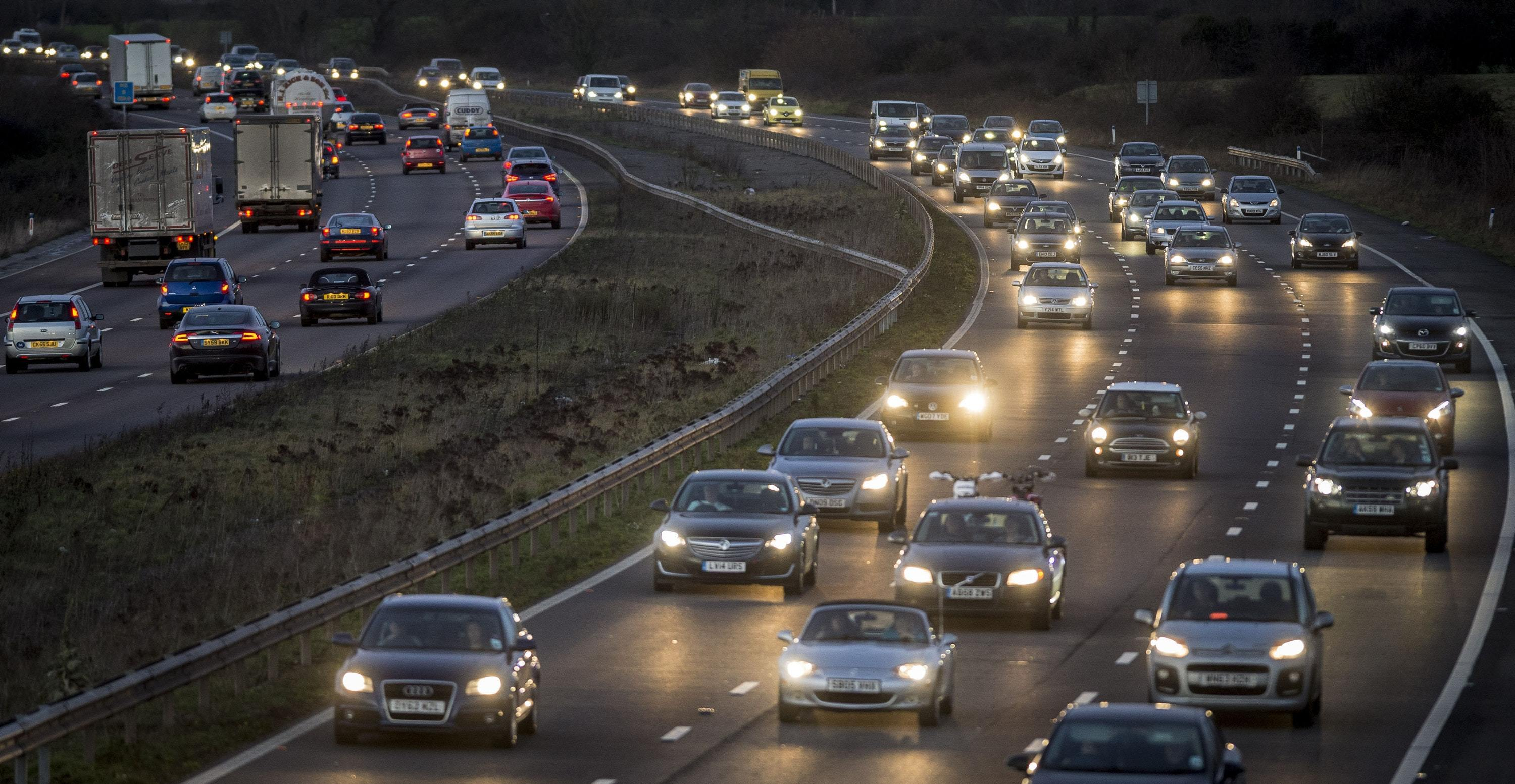The vehicles will be banned in a bid to tackle air pollution (Ben Birchall/PA)