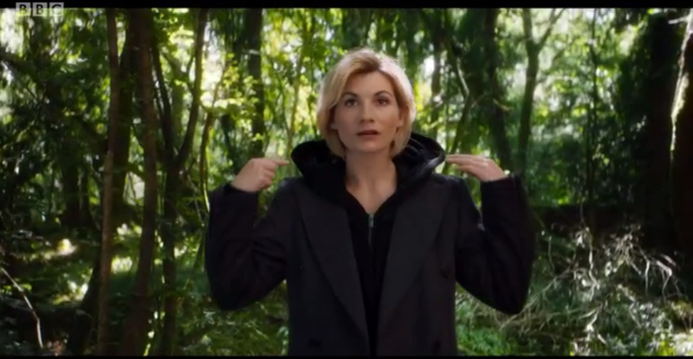 Jodie Whittaker makes history as Doctor Whos first female