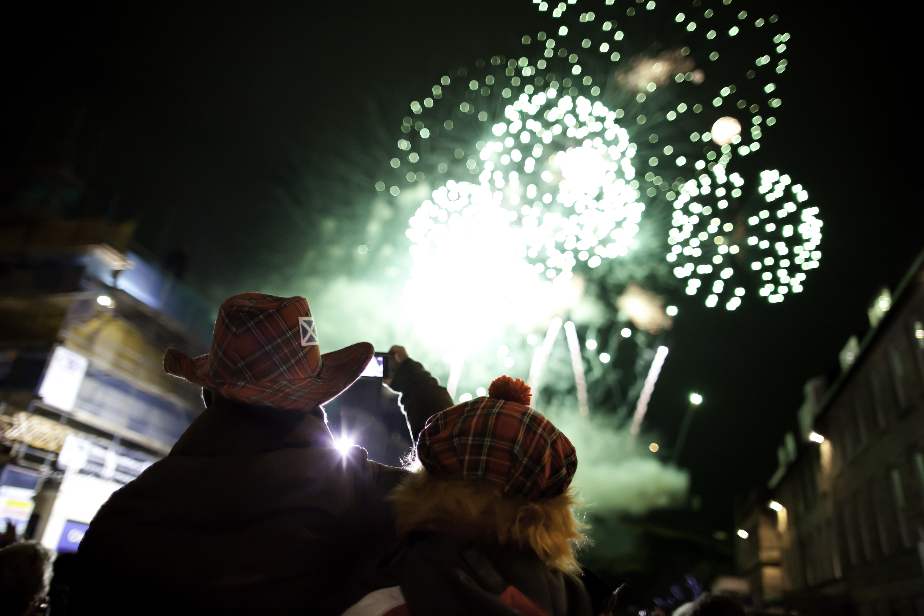 The 60,000-capacity street party will begin at 7pm and last until 1am on New Year's Day (iStock)