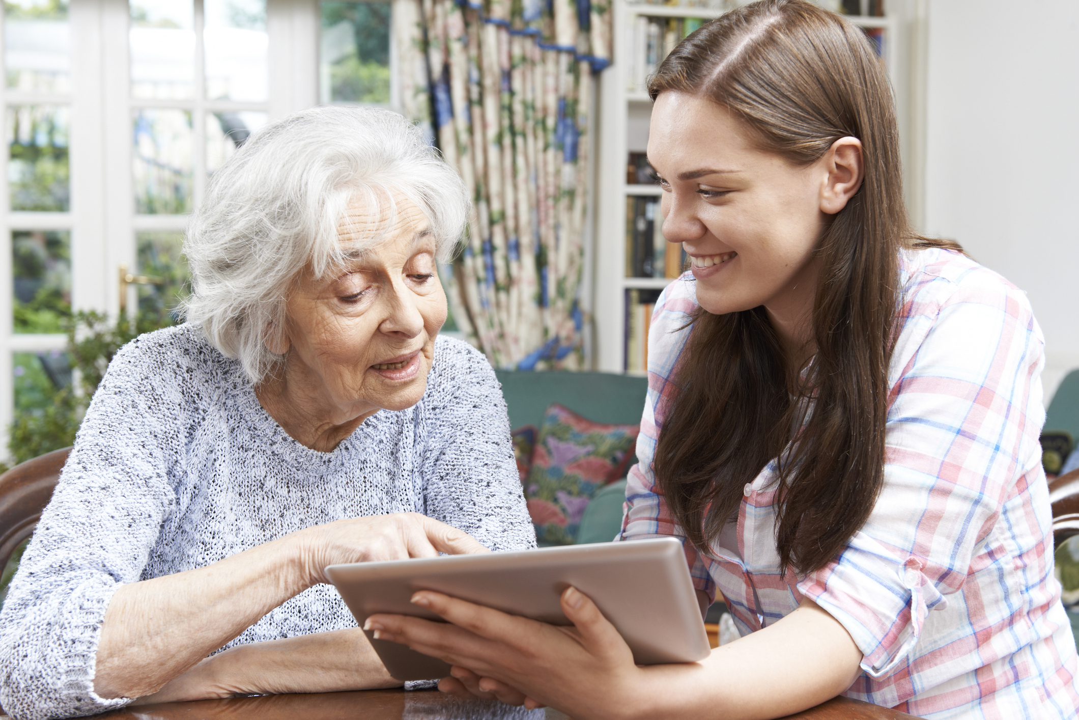 Grandmother knows best (iStock)