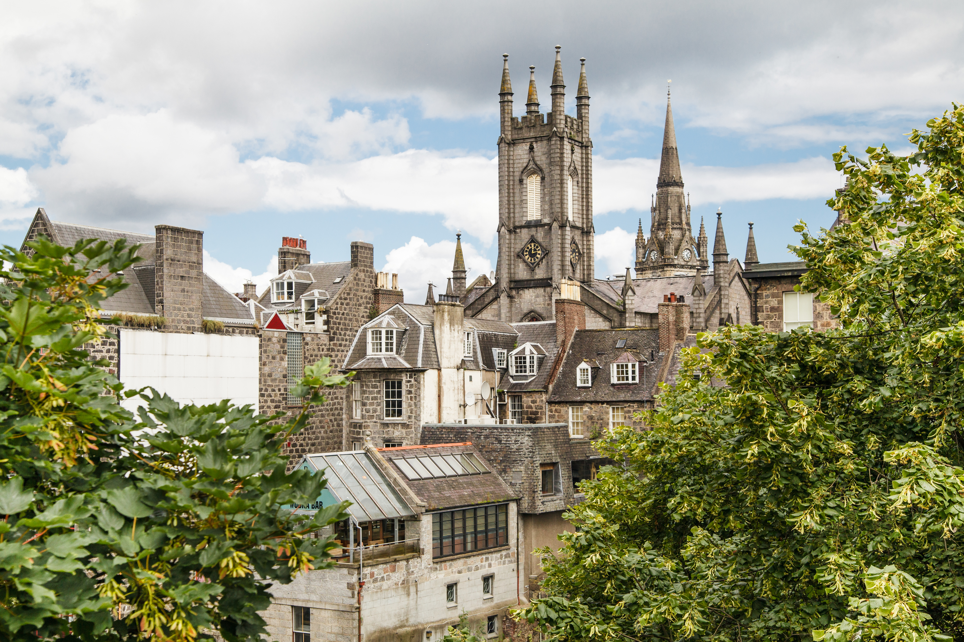 Aberdeen is predicted the be the city worst-hit by a 'hard Brexit' (iStock)