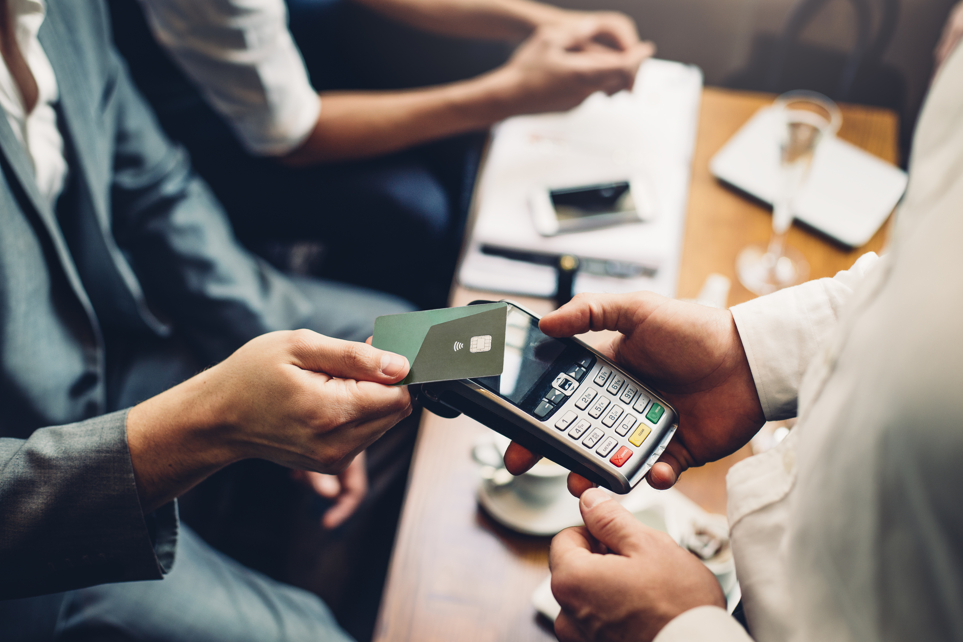34% of people believe the country will be cashless within the next 20 years (iStock)