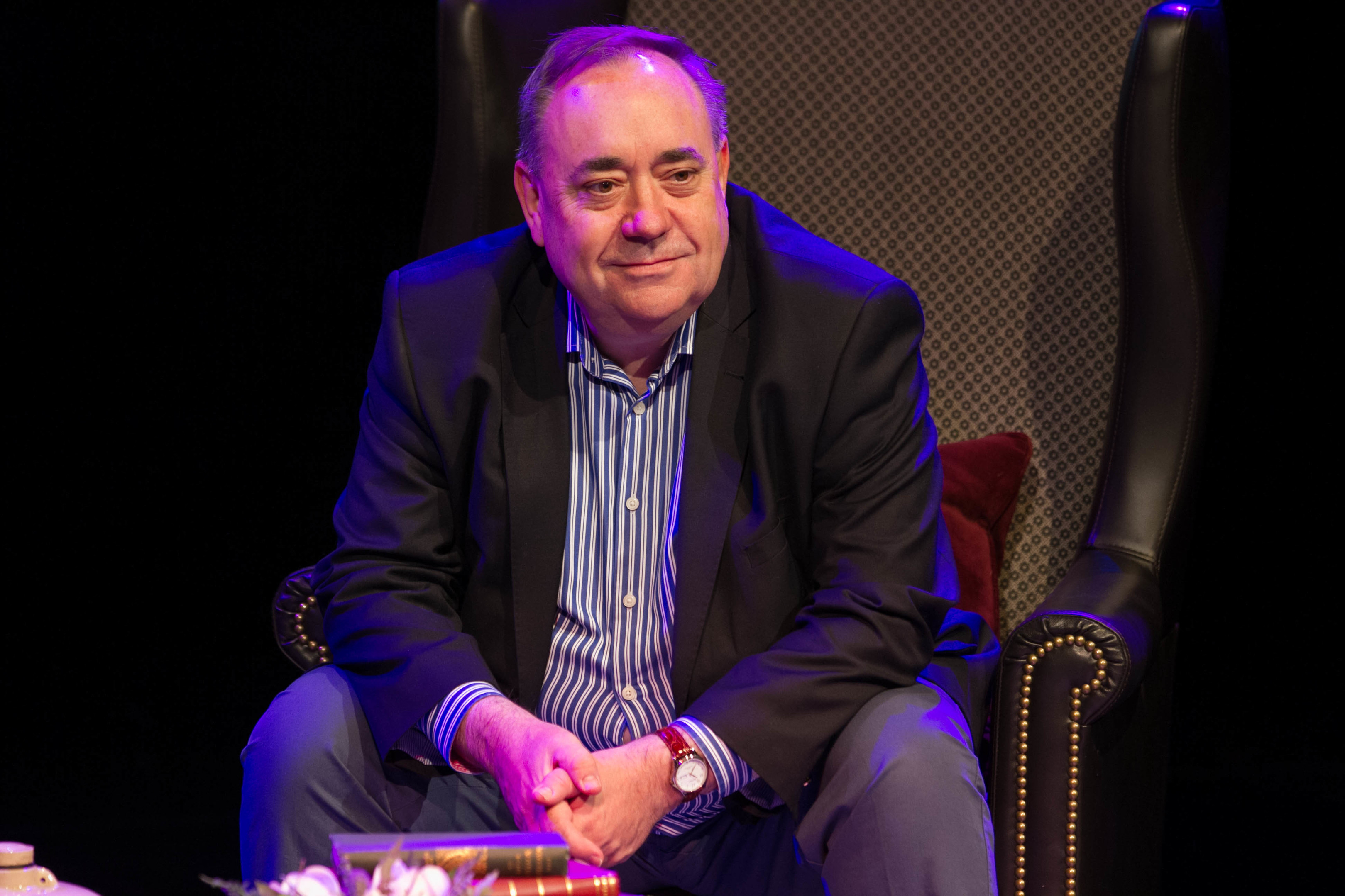 Alex Salmond (Chris Austin / DC Thomson)
