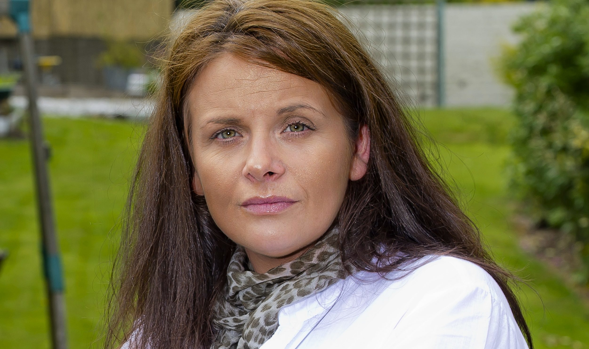 Sharon McAllister has had her jail sentence quashed (Alan Peebles)