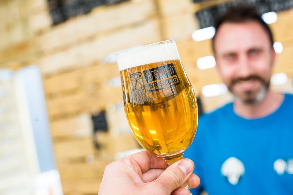 Edinburgh Beer Festival (Stewart Brewing)