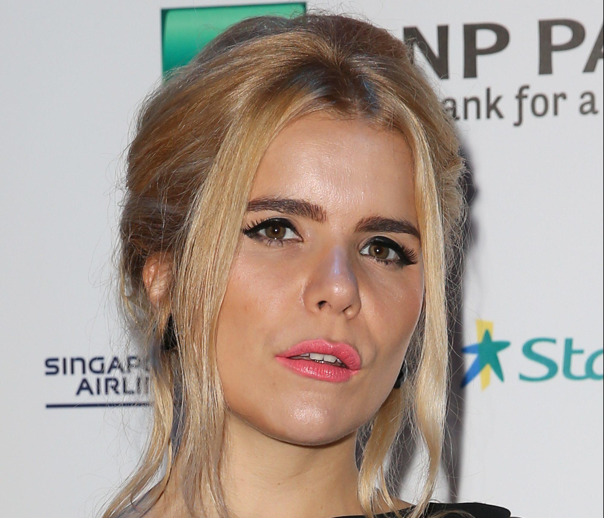 Paloma Faith (Matthew Stockman/Getty Images for WTA)