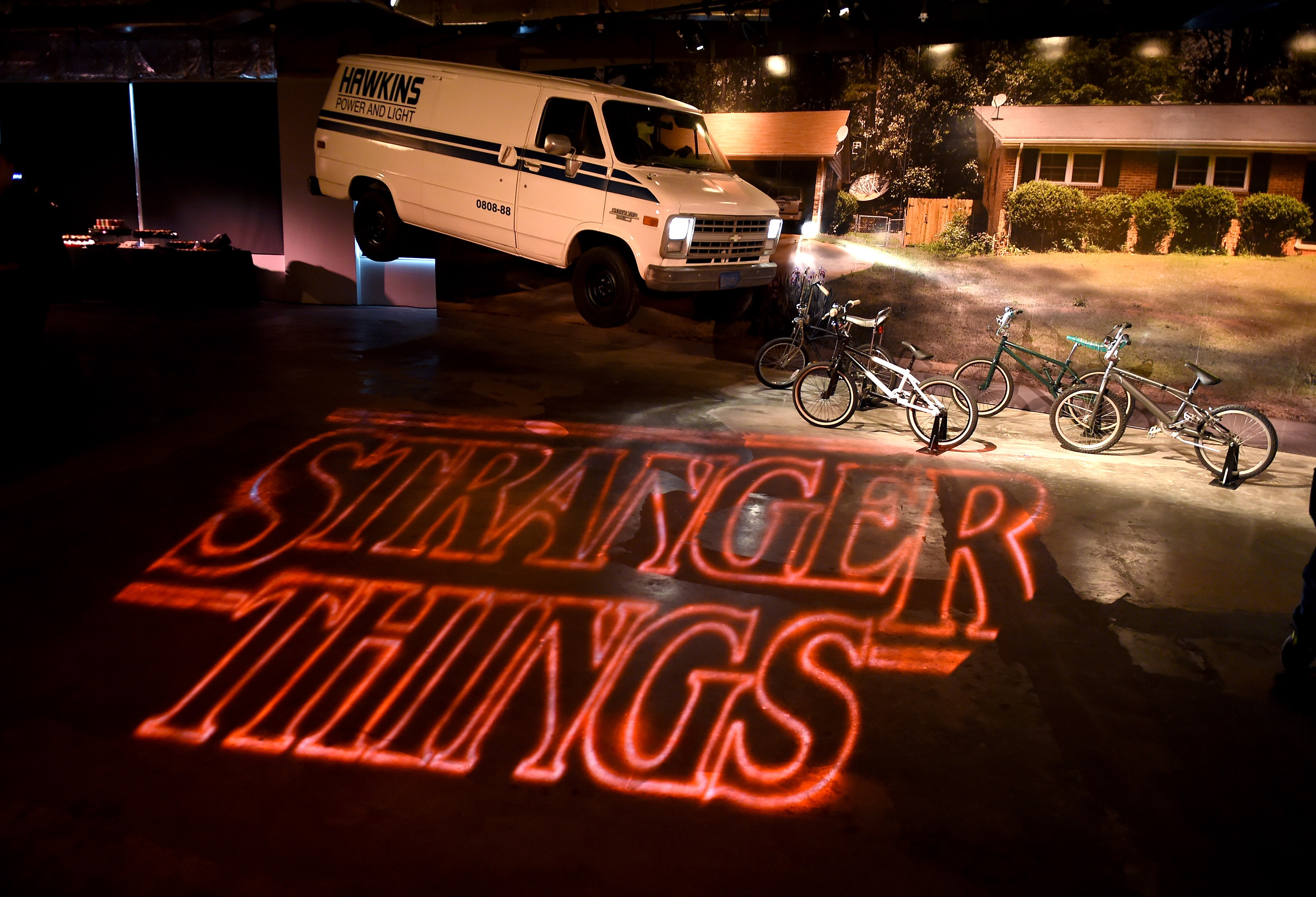 """Netflix's """"Stranger Things""""   (Kevin Winter/Getty Images For Netflix)"""