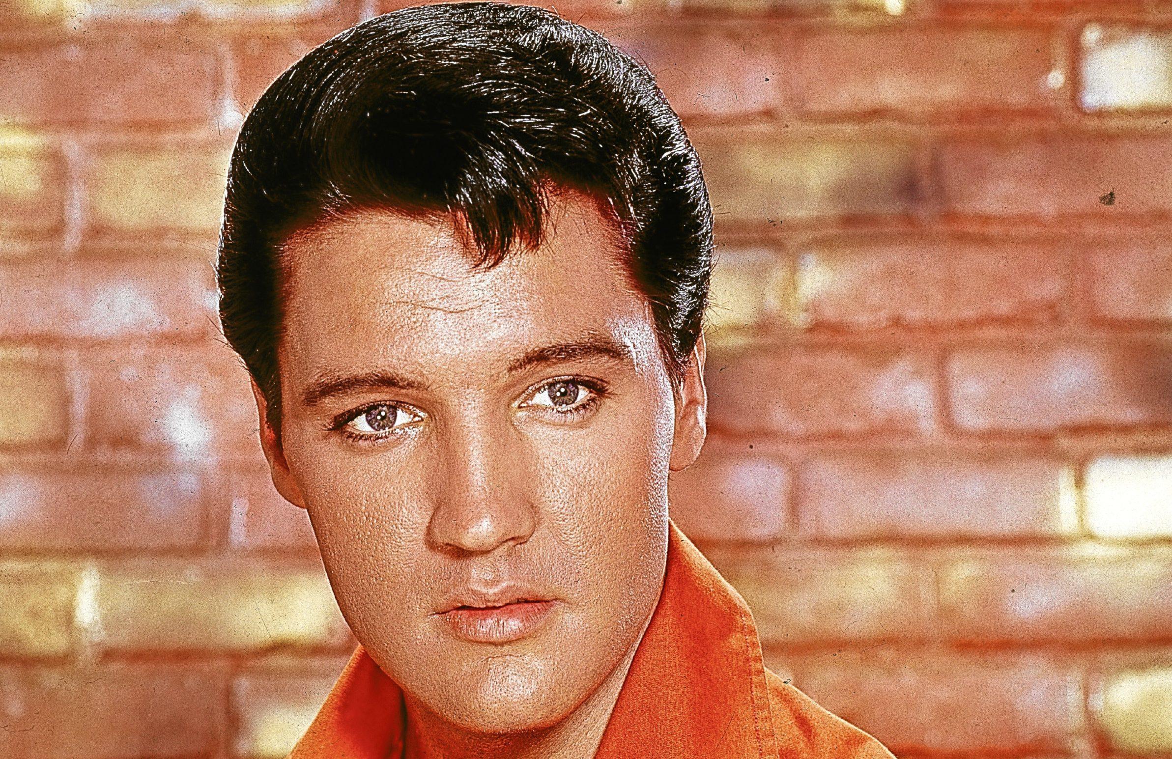 Elvis Presley (Hulton Archive/Getty Images)