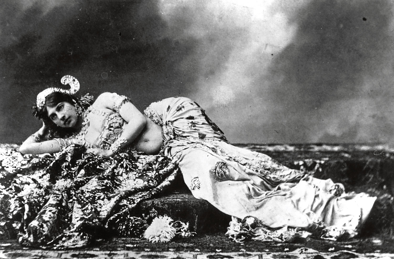 Dutch spy and dancer Mata Hari (Hulton Archive/Getty Images)