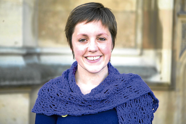 SNP MP Kirsty Blackman