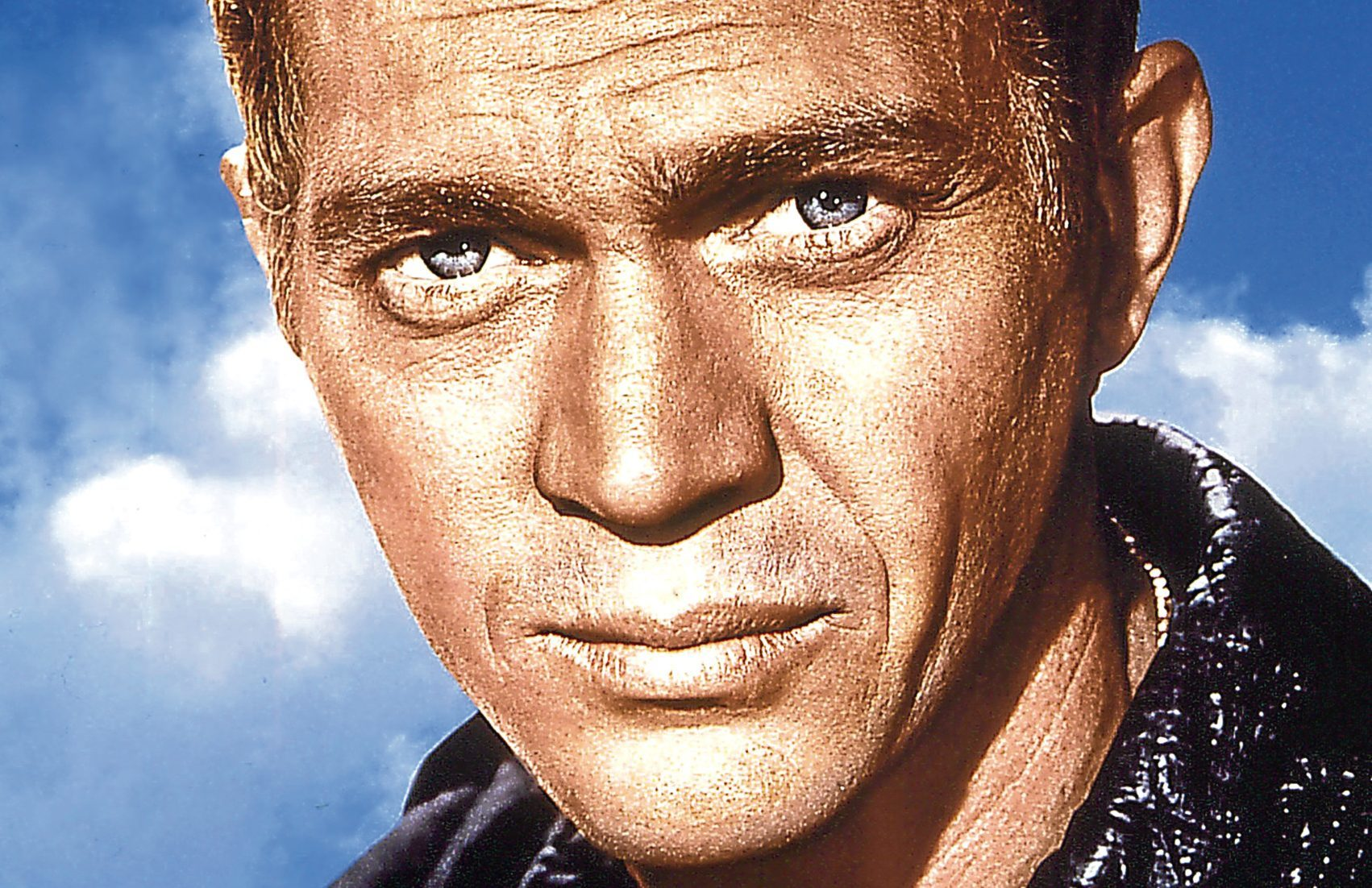 Steve McQueen in The Great Escape, 1963 (Allstar/UNITED ARTISTS)