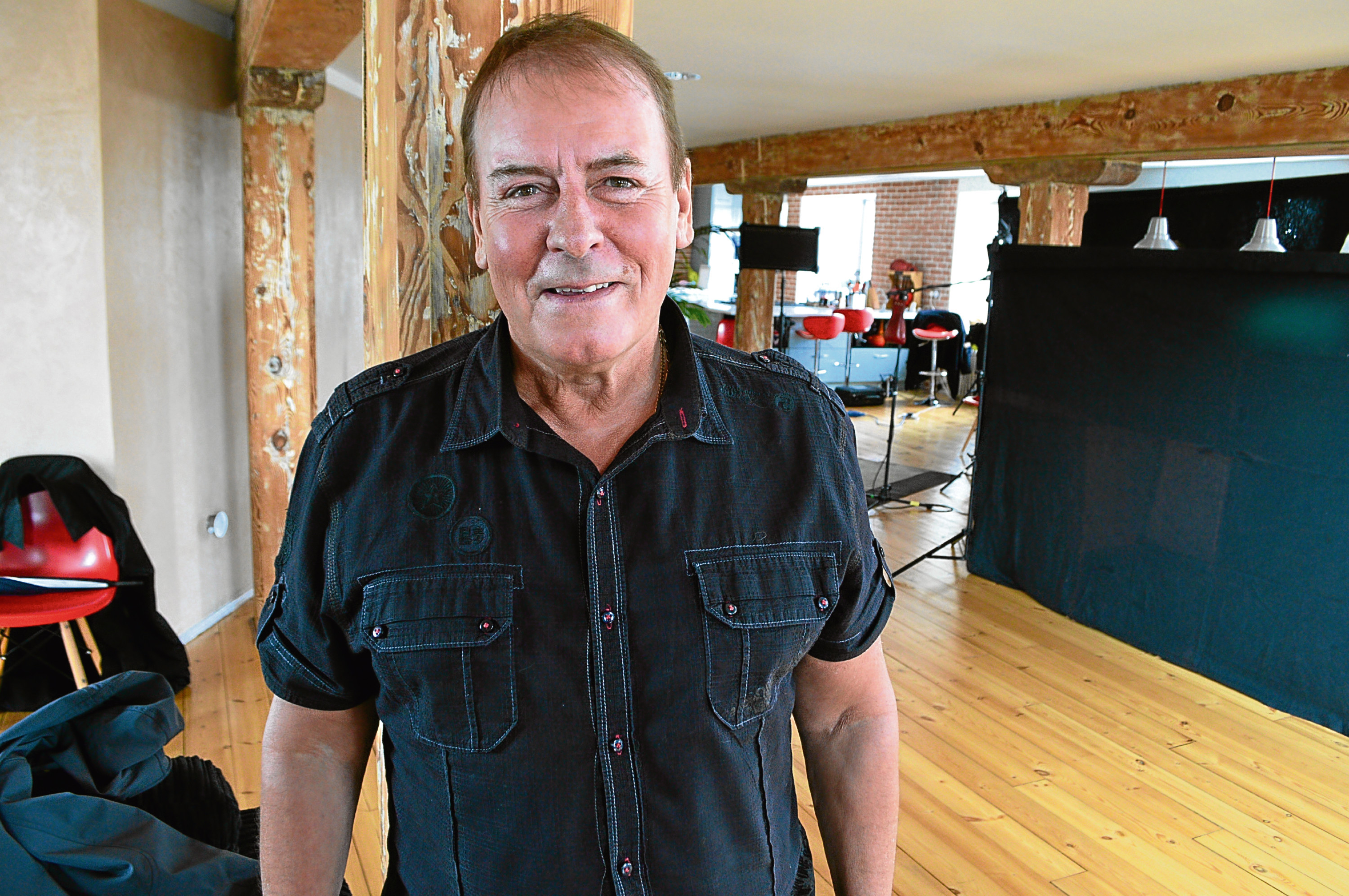 Alan Longmuir (Bay City Rollers) (STV Productions)
