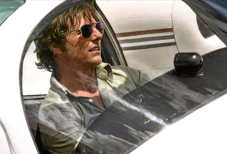 Tom Cruise in American Made (Allstar/IMAGINE ENTERTAINMENT)
