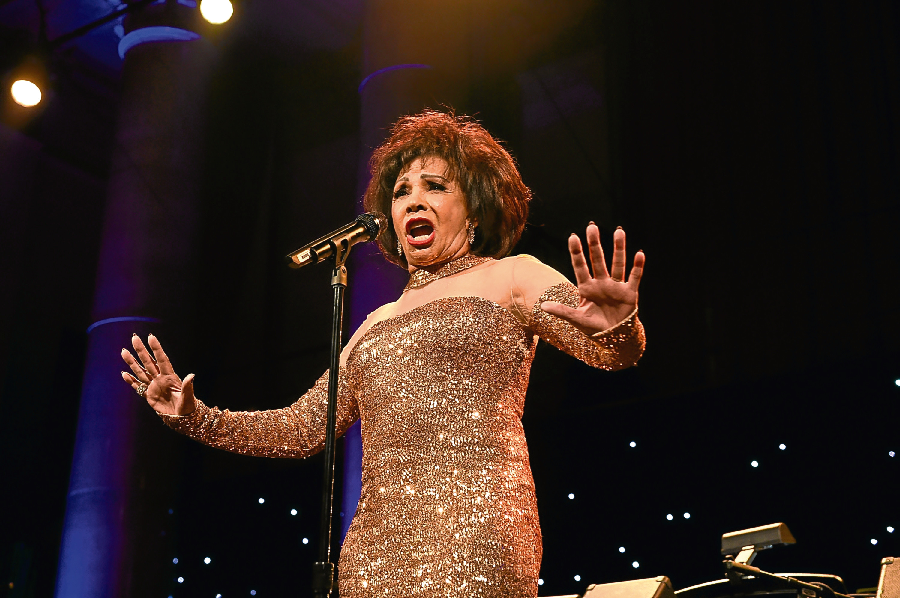 Shirley Bassey (Larry Busacca/Getty Images)