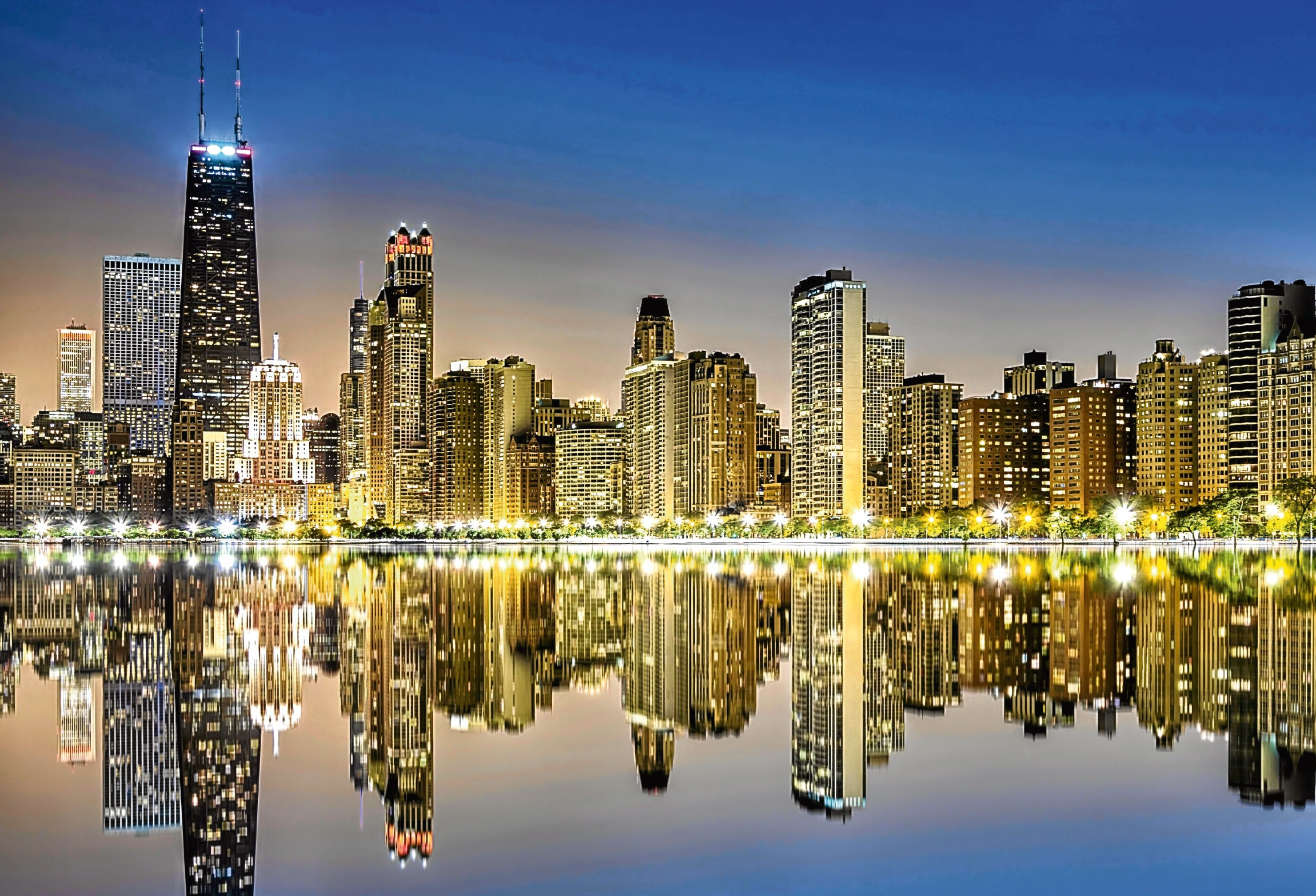 Downtown Chicago (Getty Images)