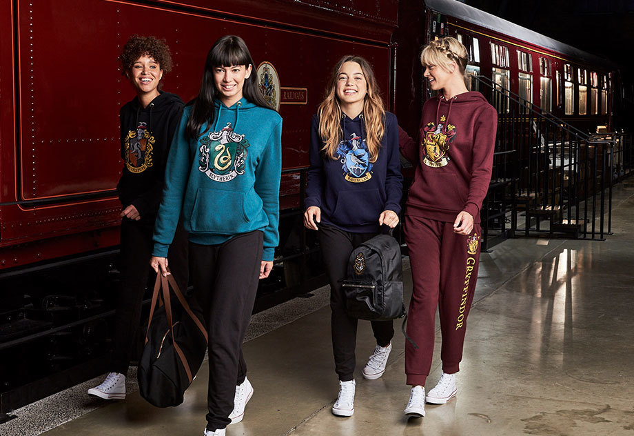 Which Harry Potter house do you belong in? (Primark)