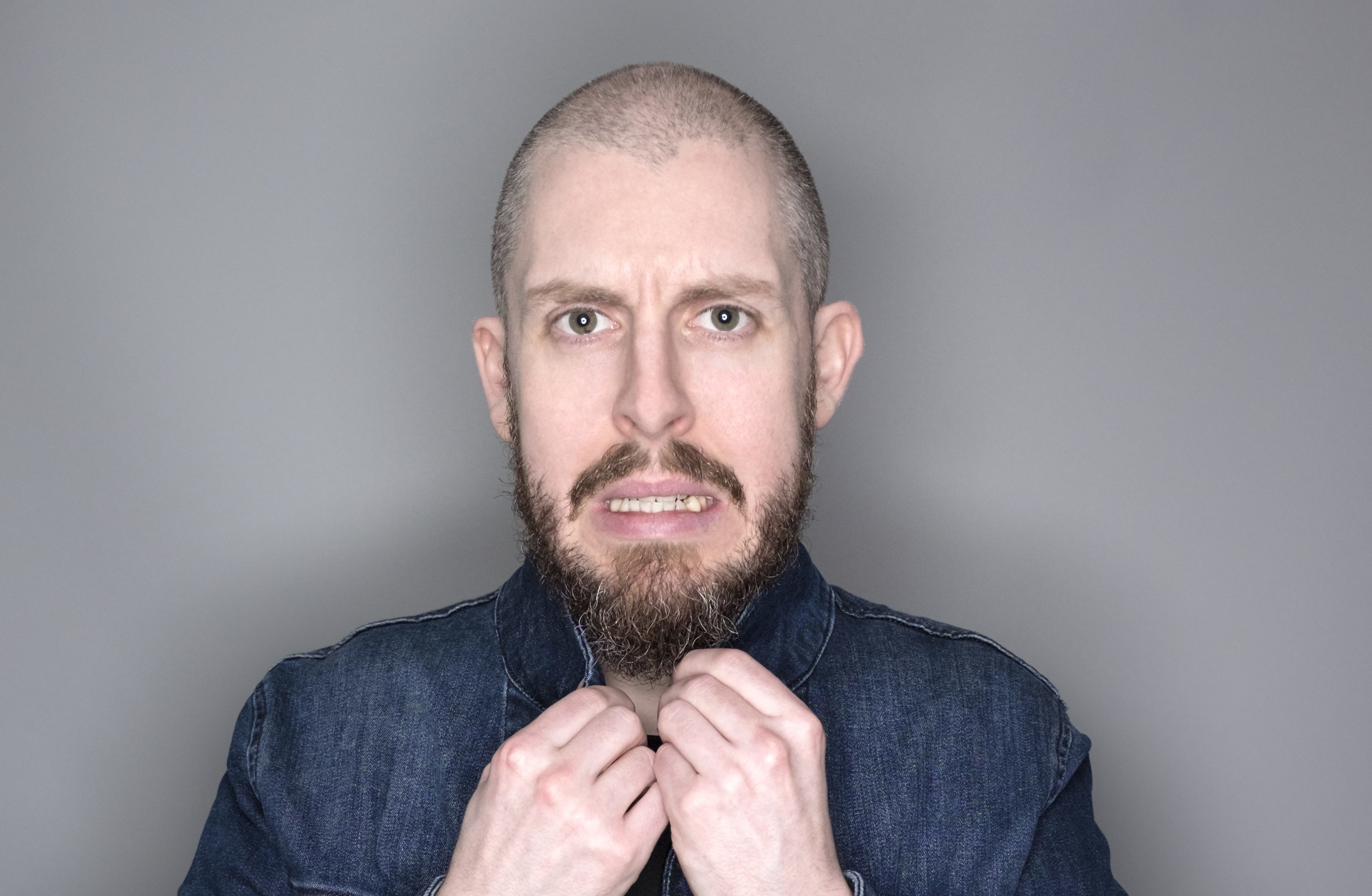 Carl Donnelly brings his show The Nutter on the Bus to Edinburgh