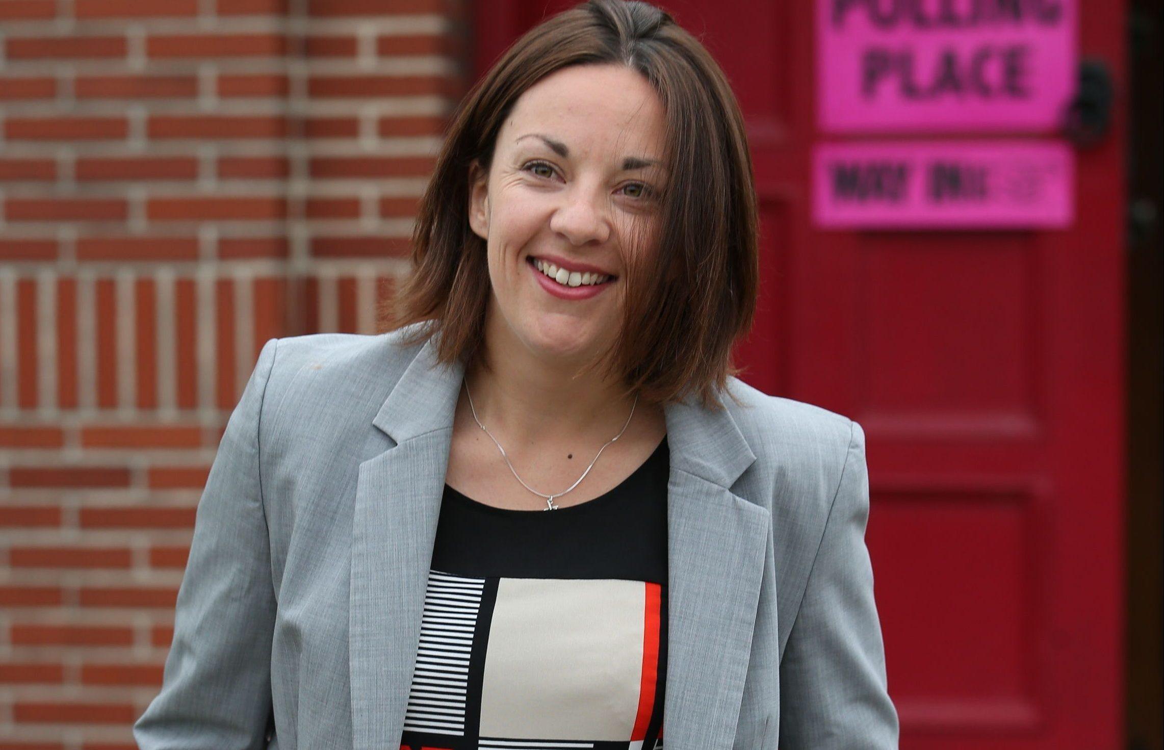 Scottish Labour leader Kezia Dugdale (Jane Barlow/PA Wire)