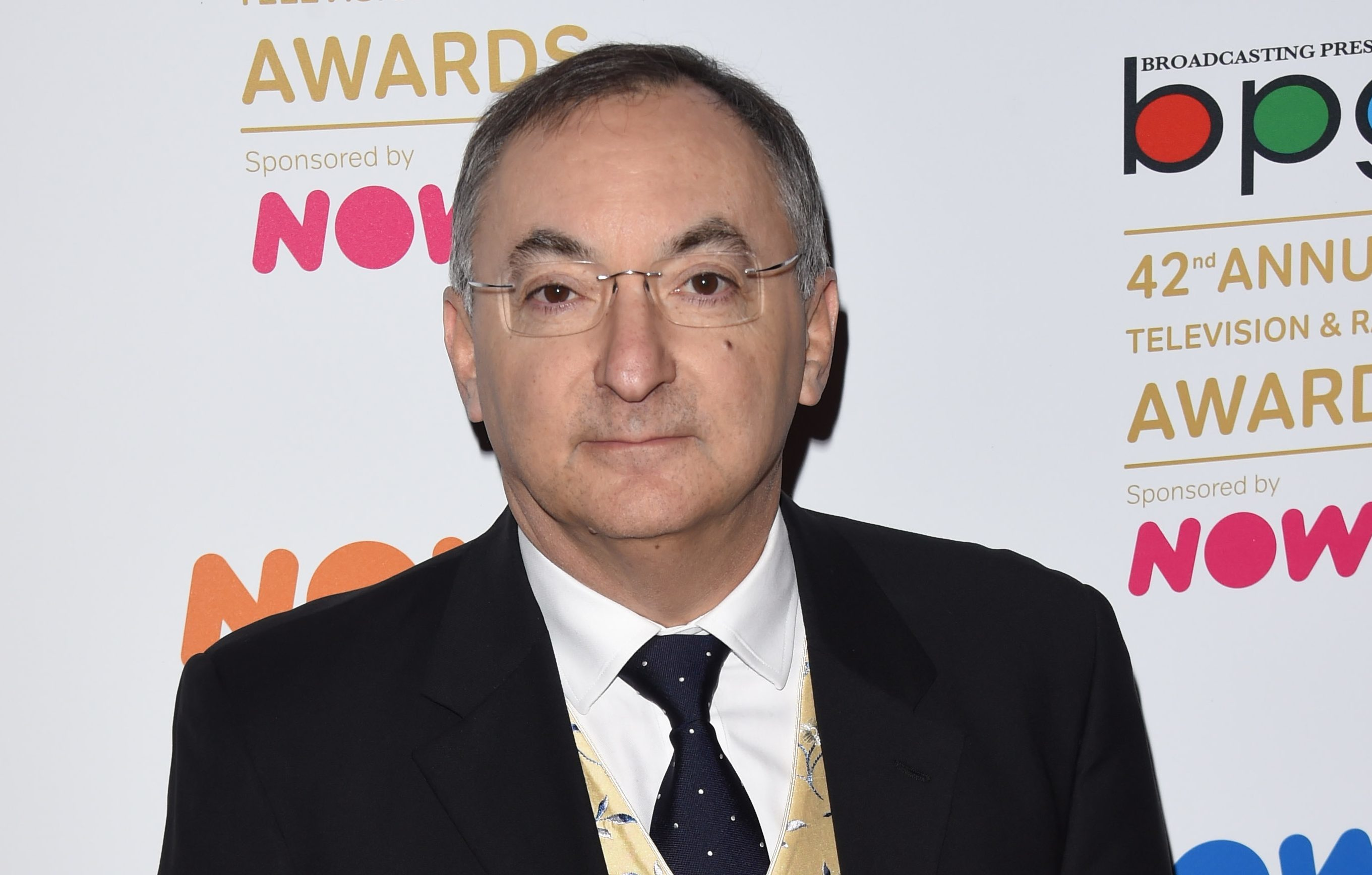 Peter Kosminsky (Stuart C. Wilson/Getty Images)
