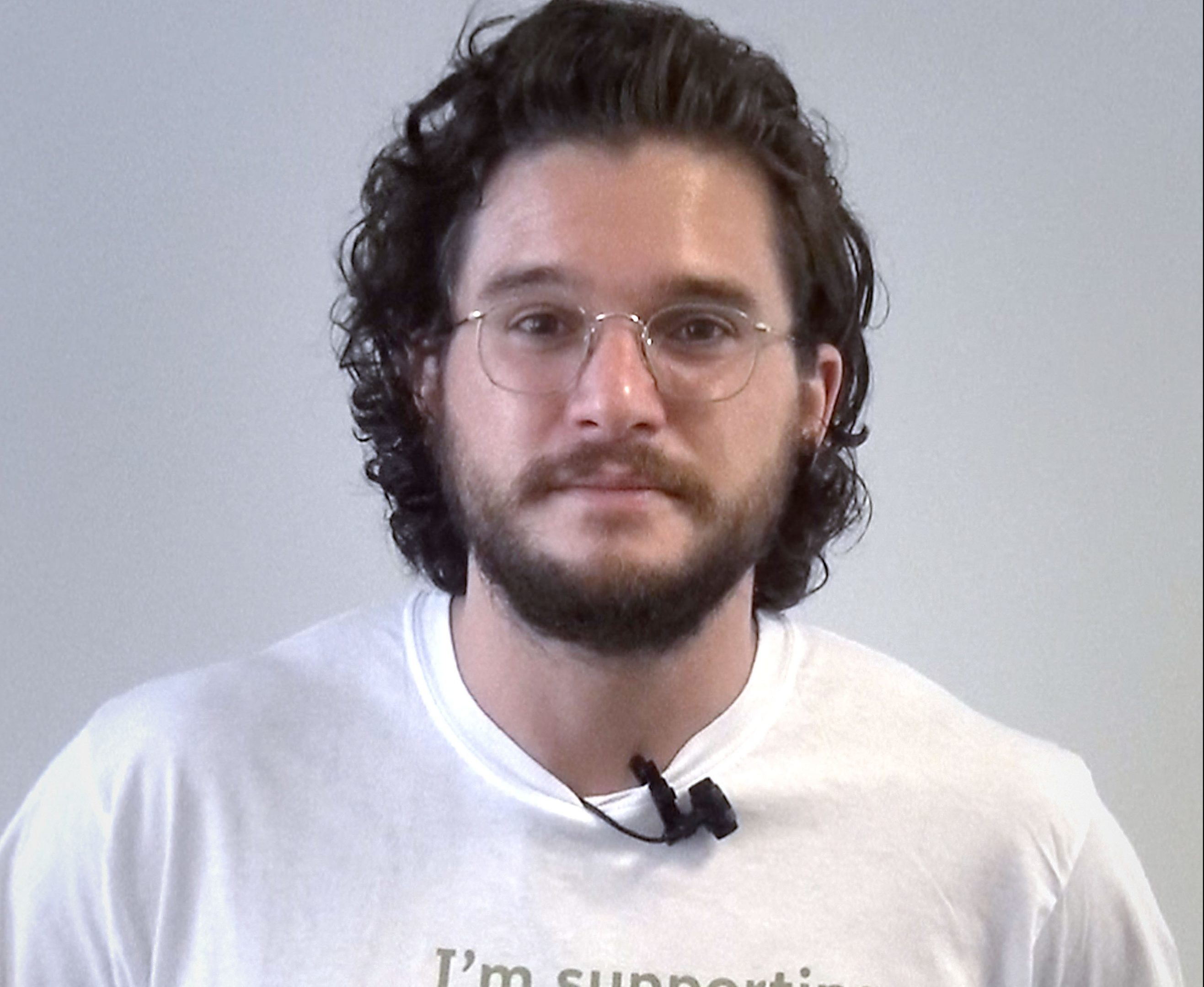 Game of Thrones star, Kit Harington who has pledged his support for people with a learning disability and urged everyone to sign Mencap National Petition. (Mencap/PA Wire)