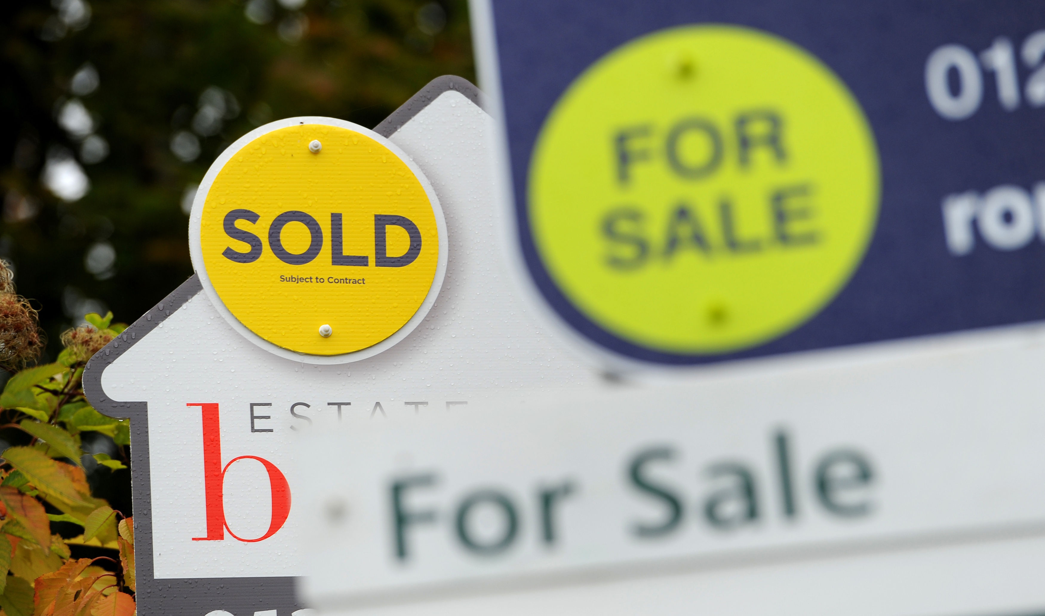 Men were twice as likely than women to say that not being able to buy with someone else is a barrier to getting on the property ladder (Andrew Matthews/PA Wire)