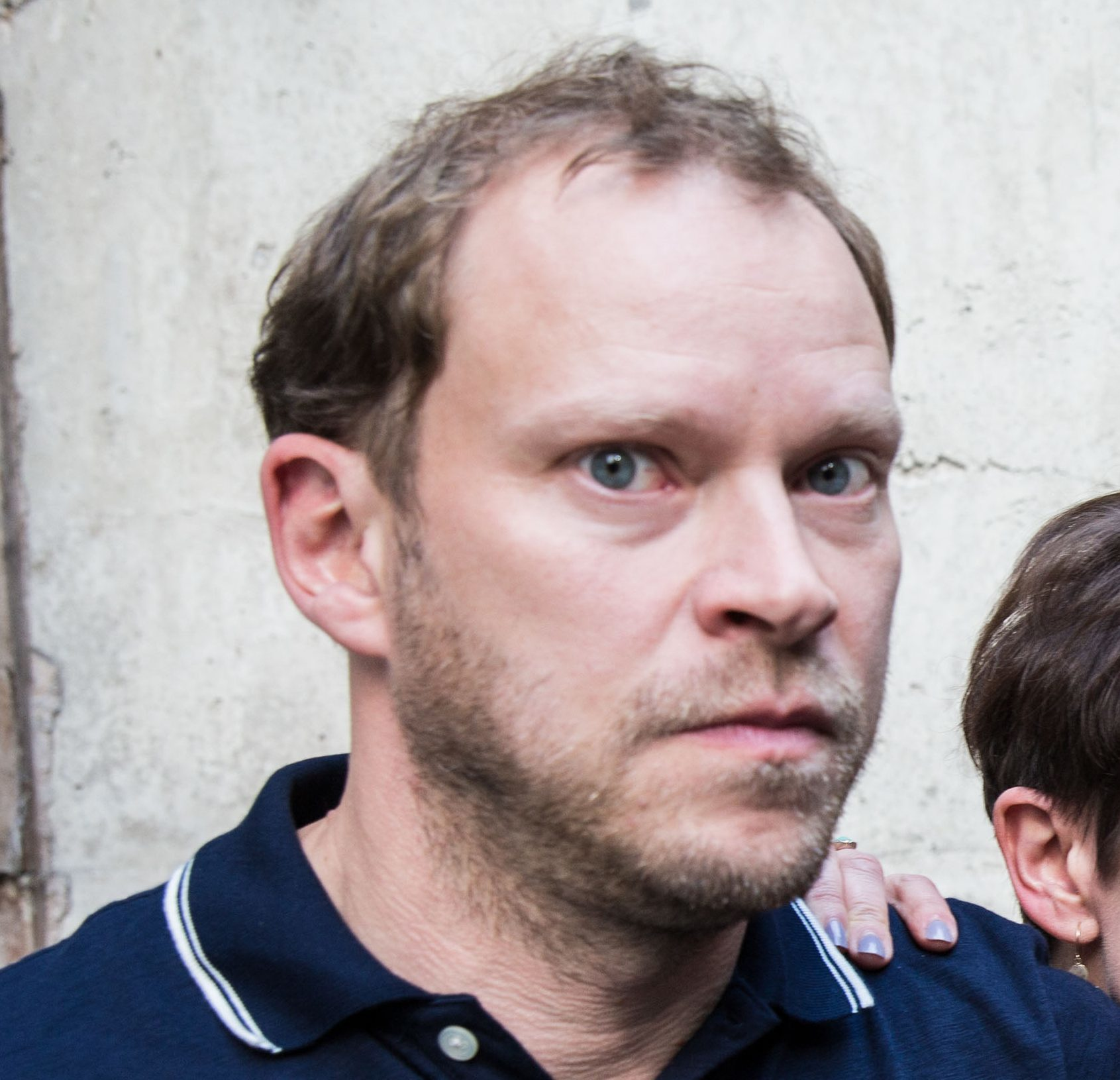 Robert Webb (BBC, Angus Young)