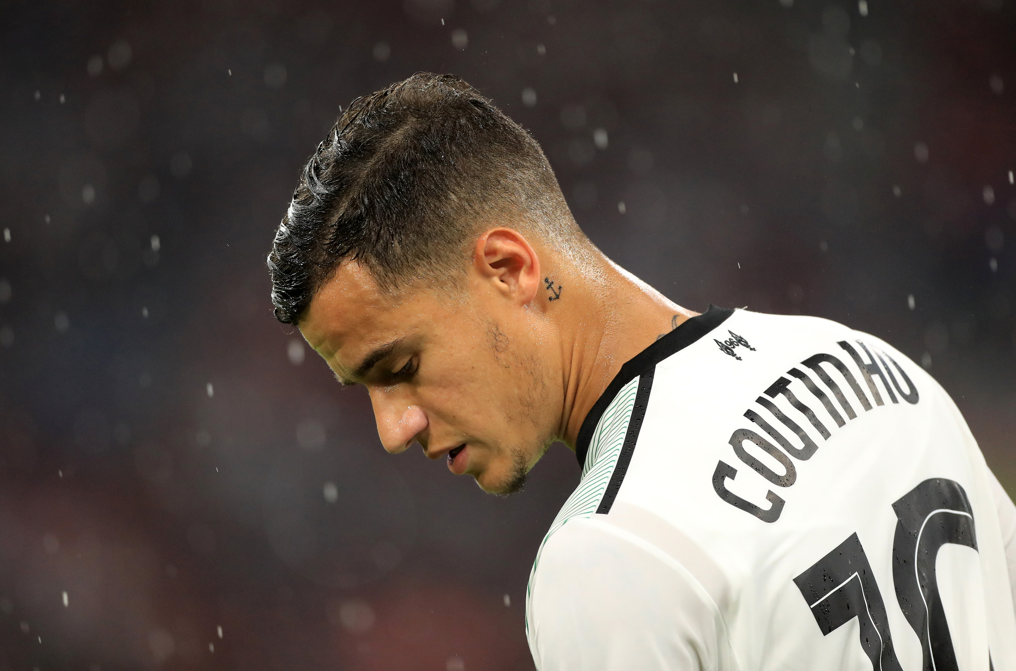 Liverpool's Philippe Coutinho (PA)