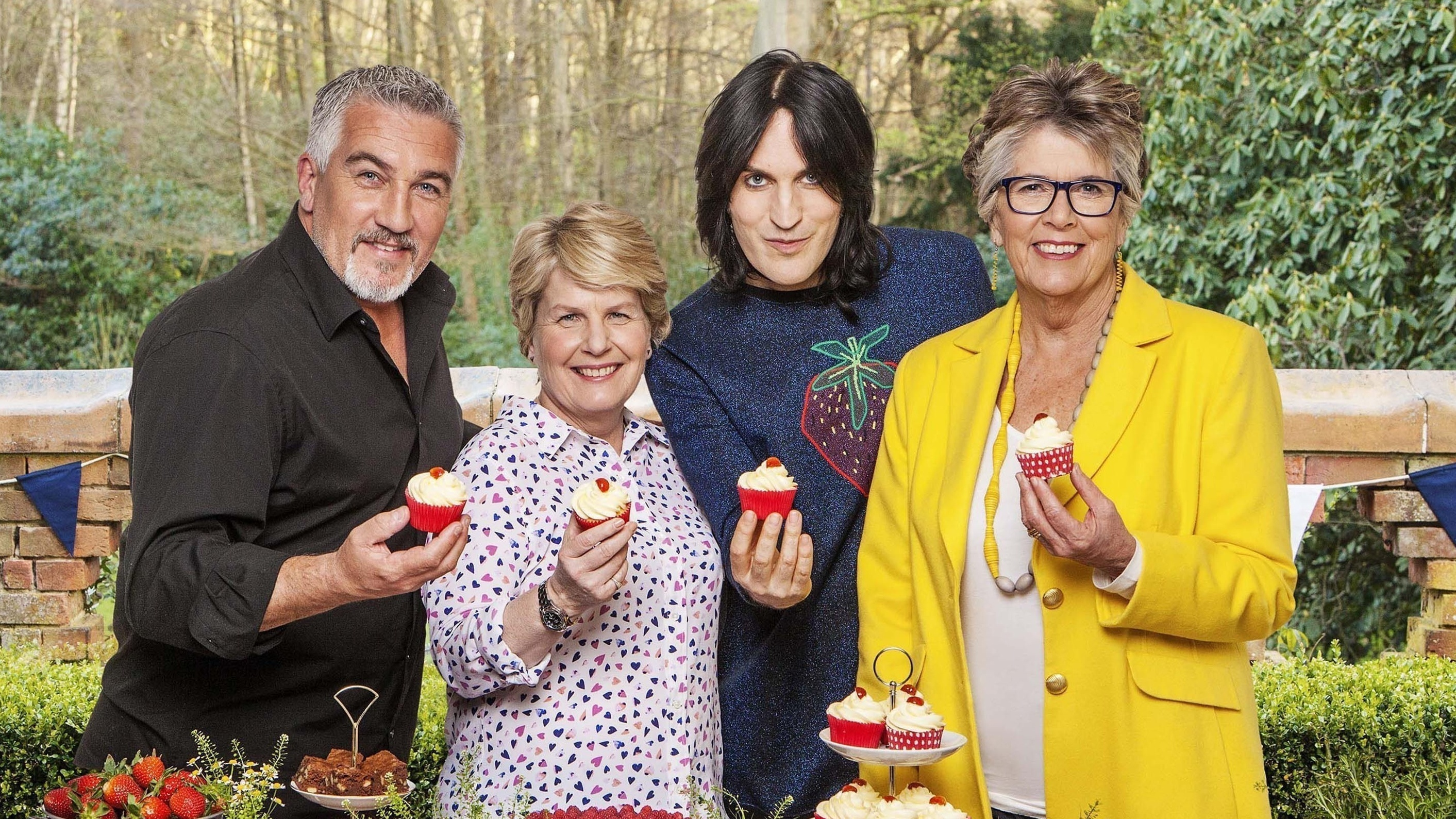 Great British Bake Off ( Love Productions/Channel 4/Mark/Press Association Images)