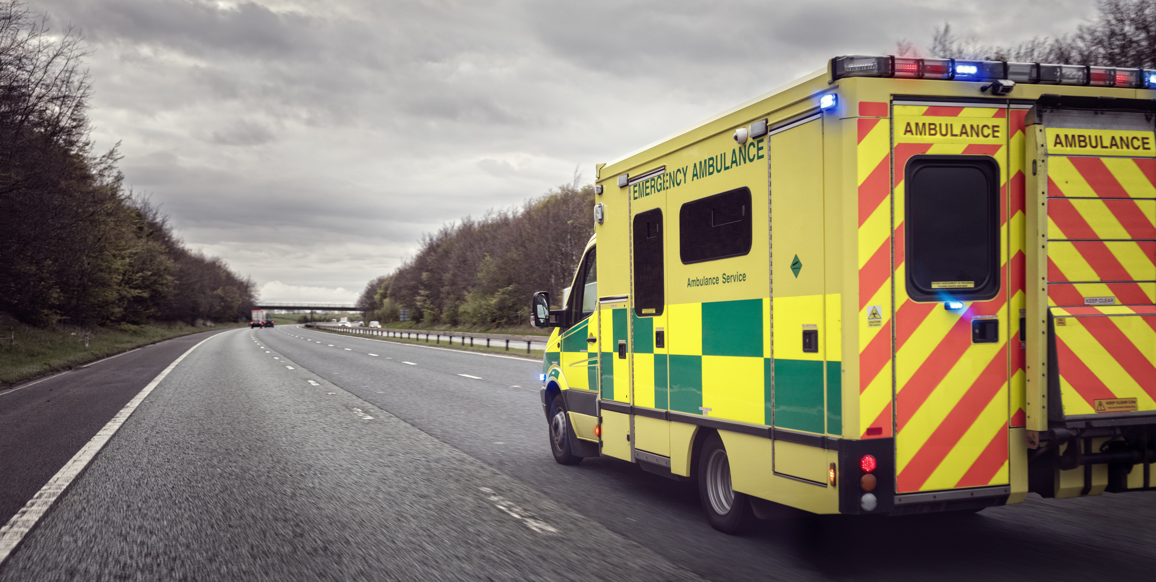 Ambulance crews were called to 10,895 incidents in 2016/17 where the primary health issue was psychiatric (iStock)