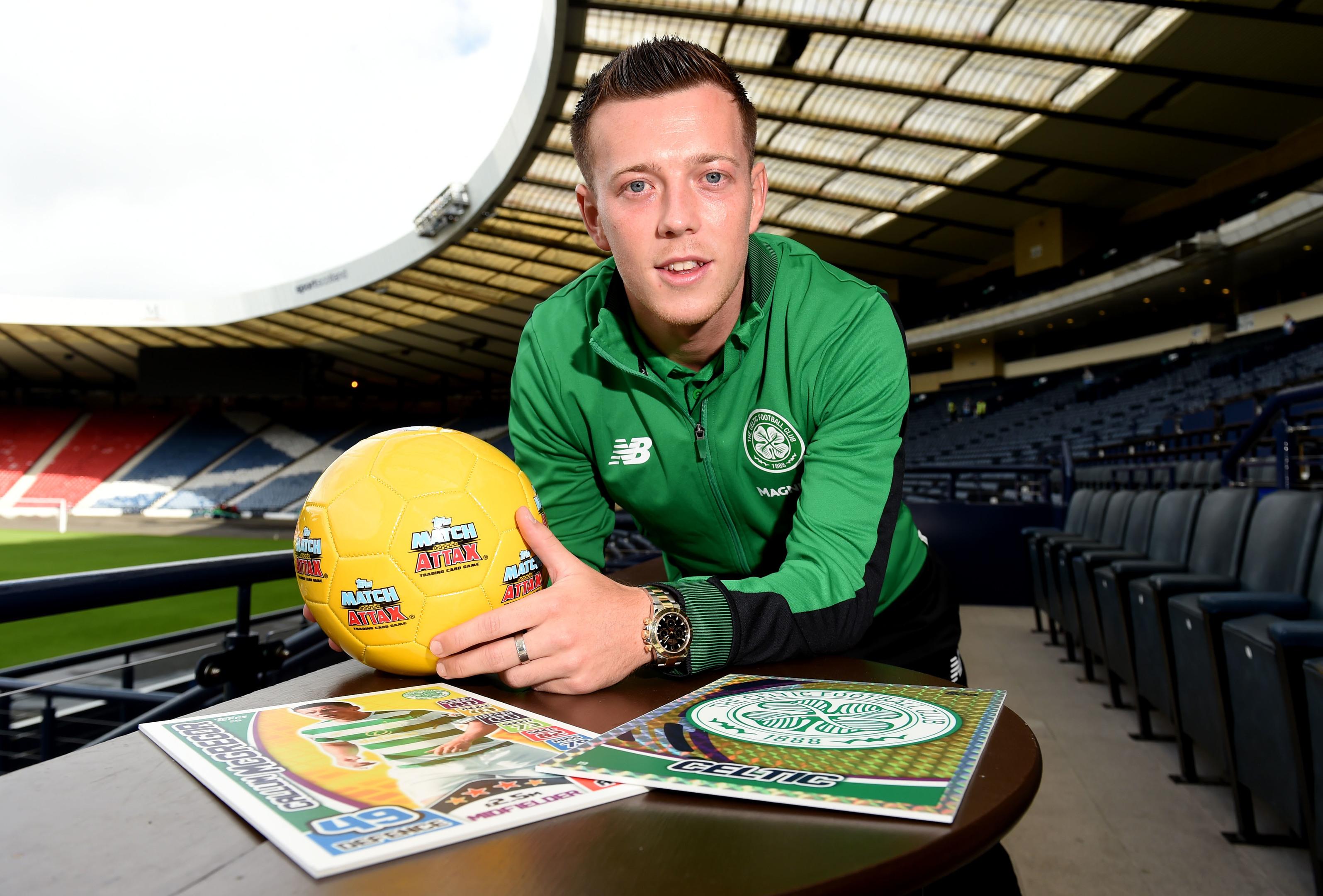 Celtic's Callum McGregor (SNS Group)