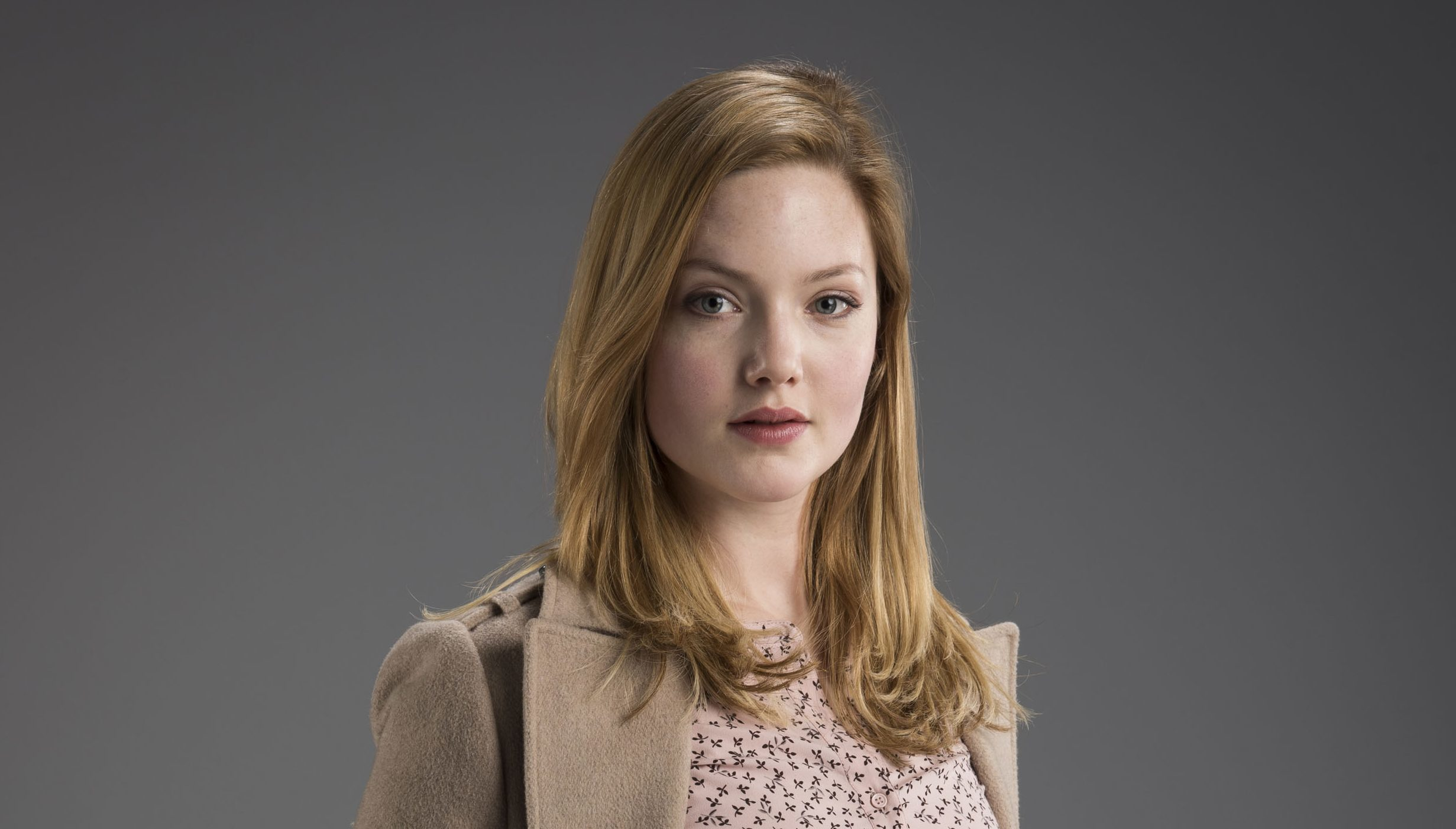 Holliday Grainger (Bronte Film & TV / Steffan Hill)