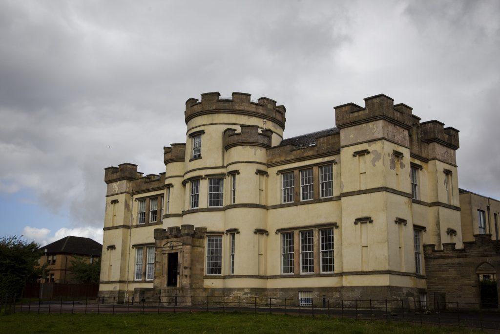 The Smyllum building (Andrew Cawley / DC Thomson)