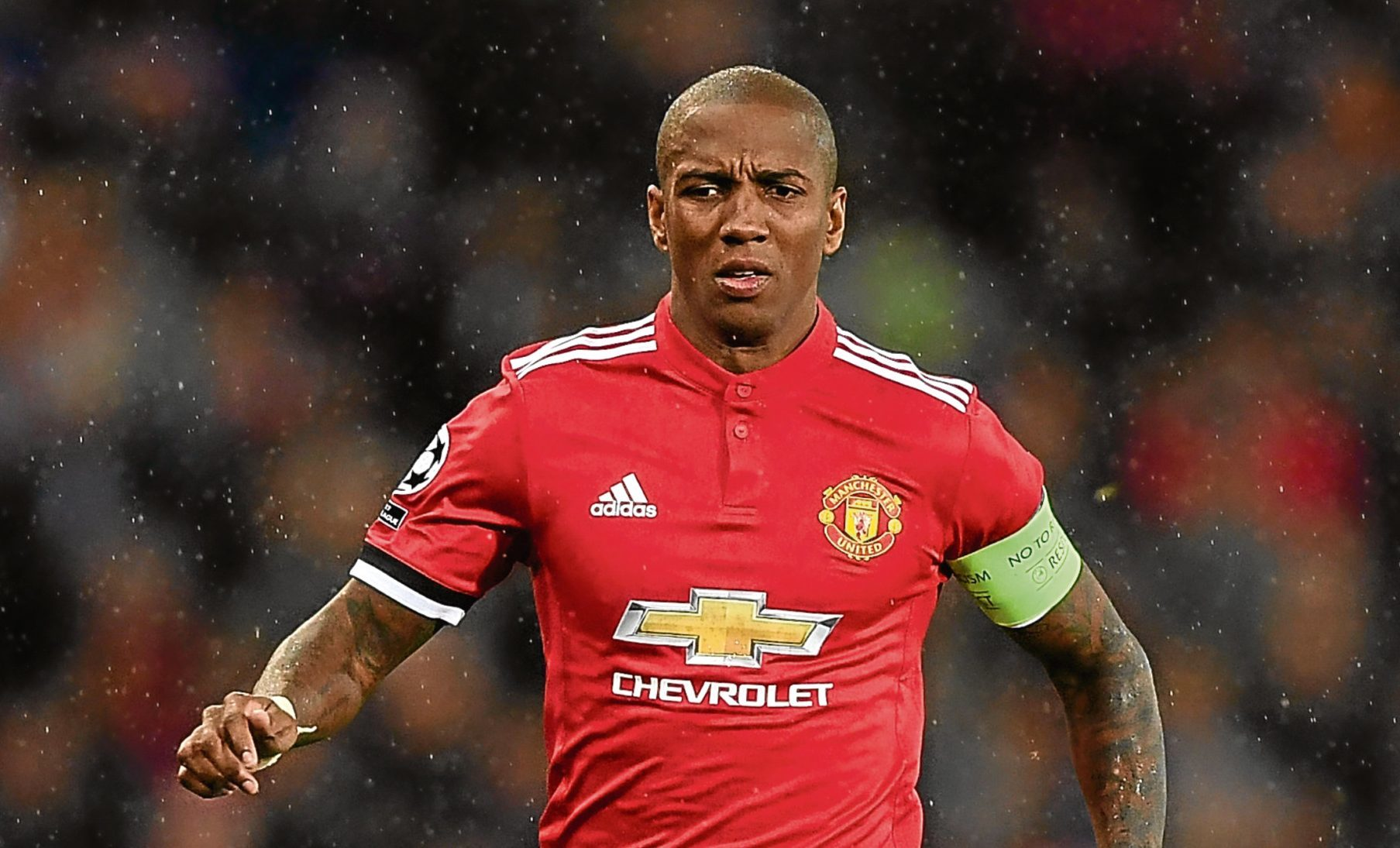 Ashley Young (PA)