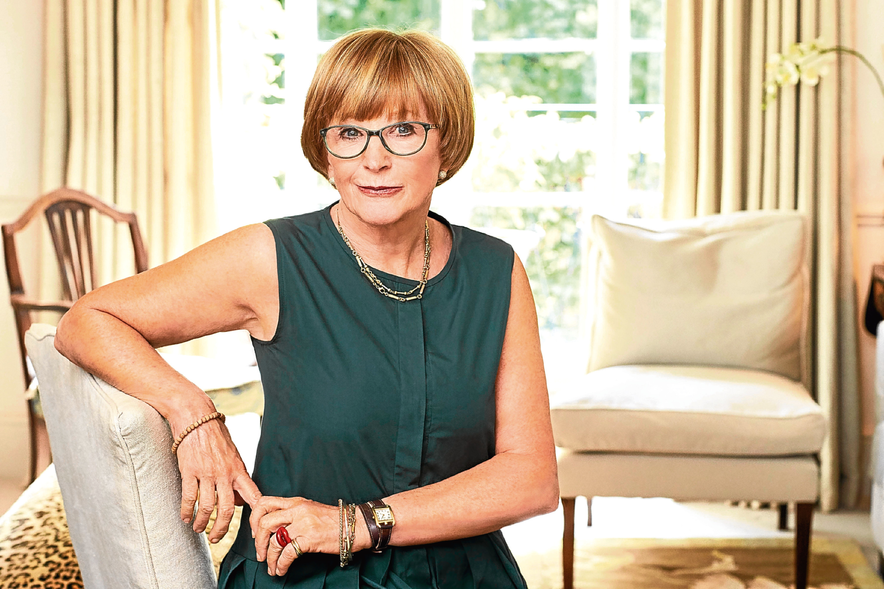 Anne Robinson (David Venni/Specsavers/PA Photo)