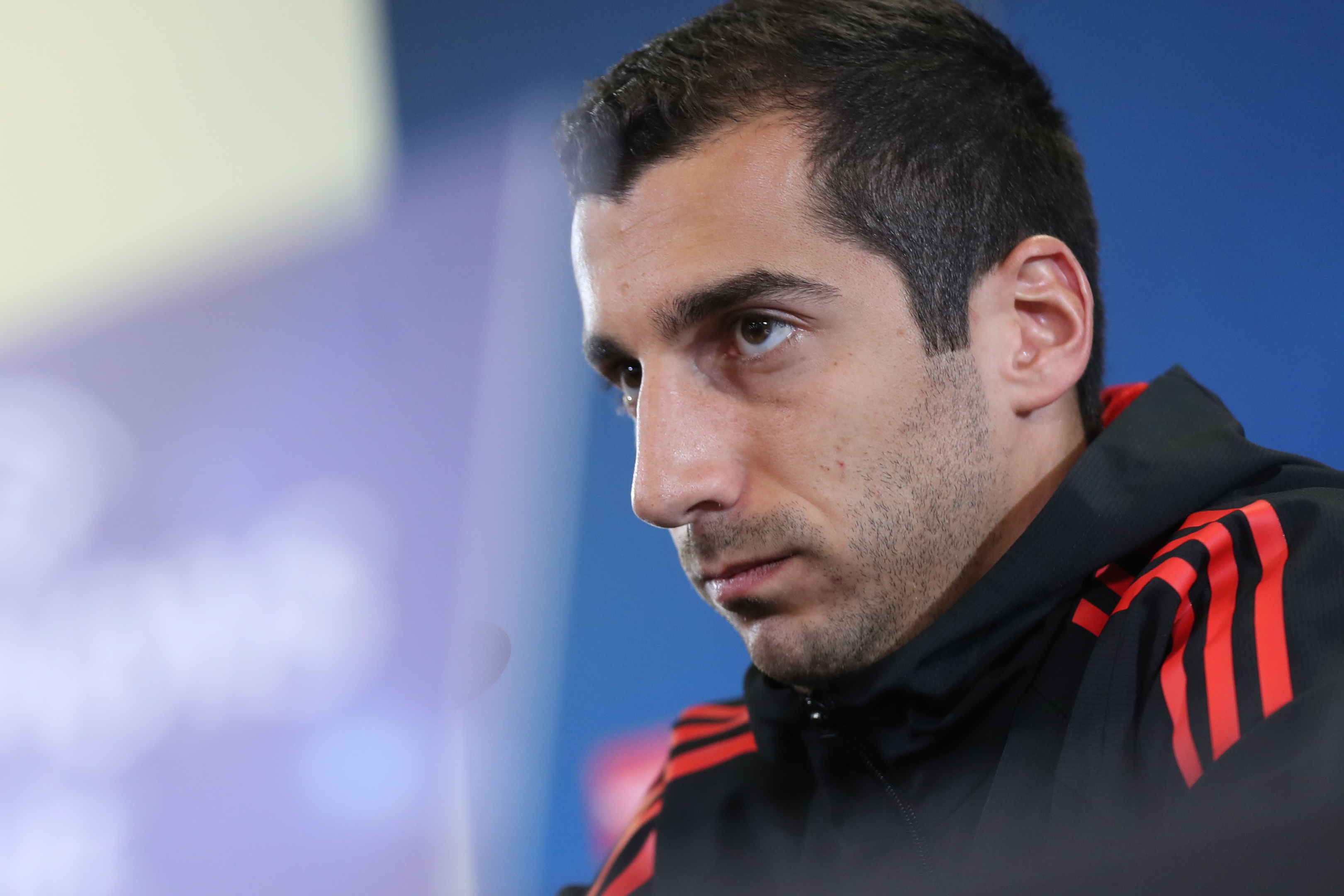 Manchester United's Henrikh Mkhitaryan (Valery SharifulinTASS via Getty Images)