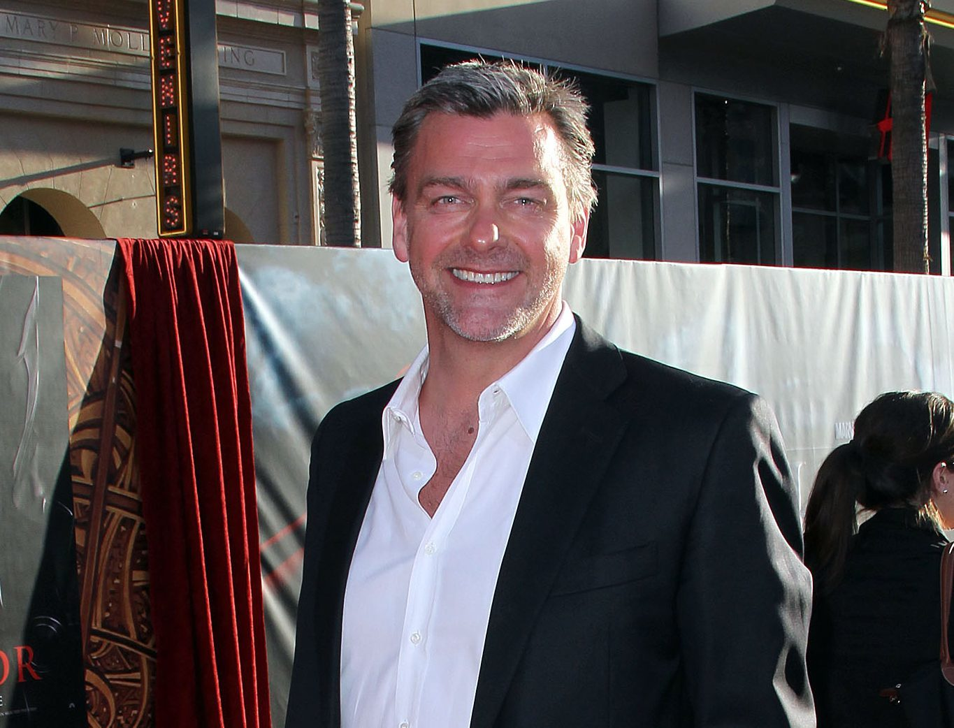 Ray Stevenson attends the premiere of Thor (Frederick M. Brown/Getty Images)