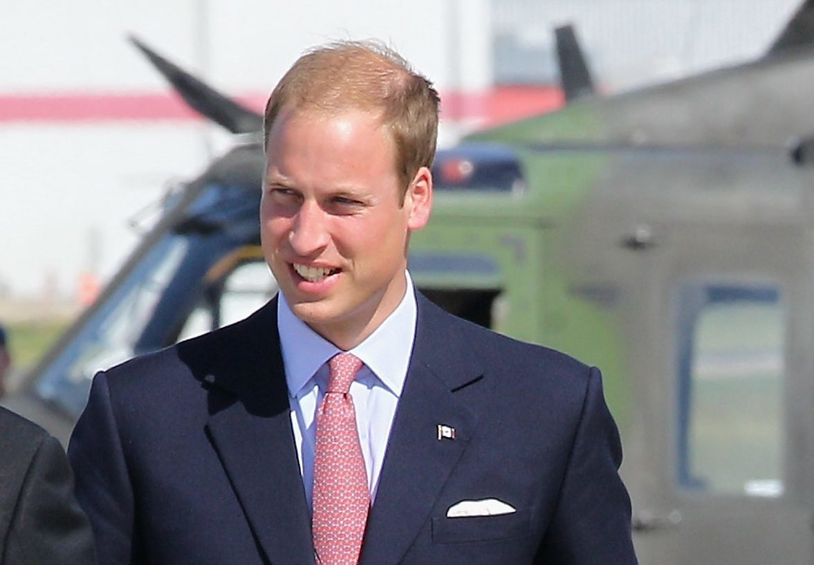 Prince William, Duke of Cambridge (Chris Jackson/Getty Images)