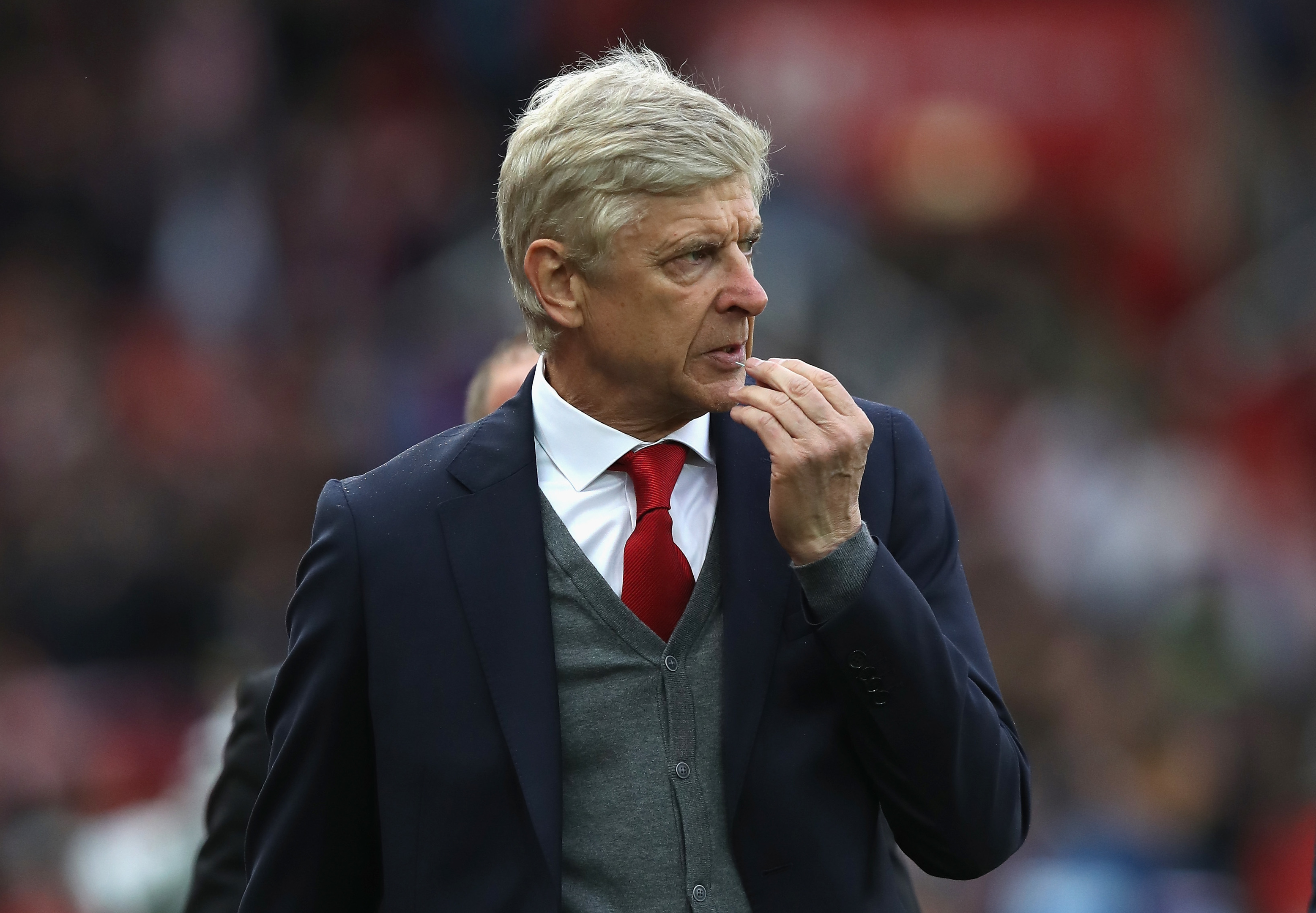 Arsene Wenger (David Rogers/Getty Images)