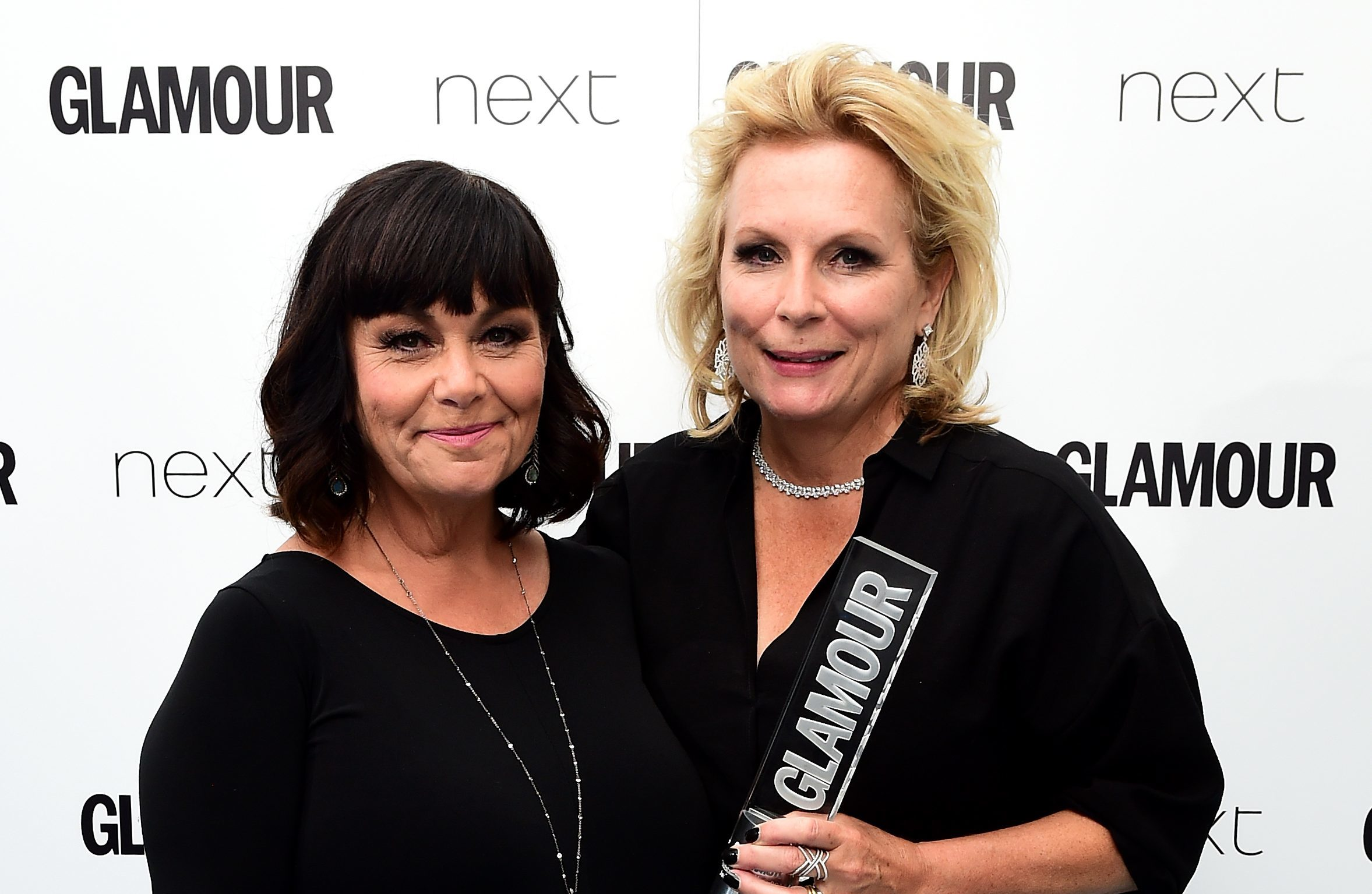 Dawn French and Jennifer Saunders are coming back to UK screens. (Ian West/PA Wire)