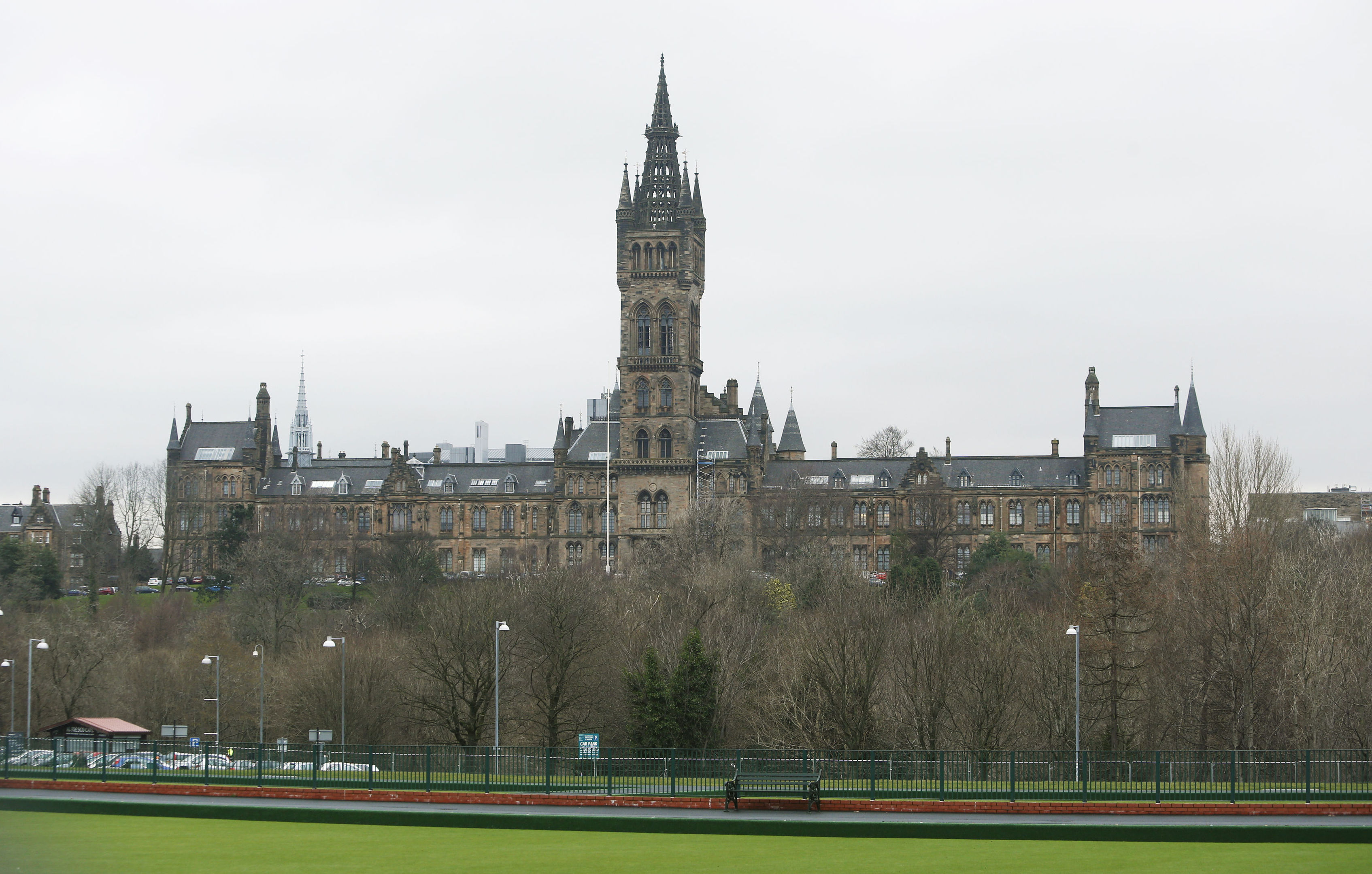 The University of Glasgow (Danny Lawson/PA Wire)