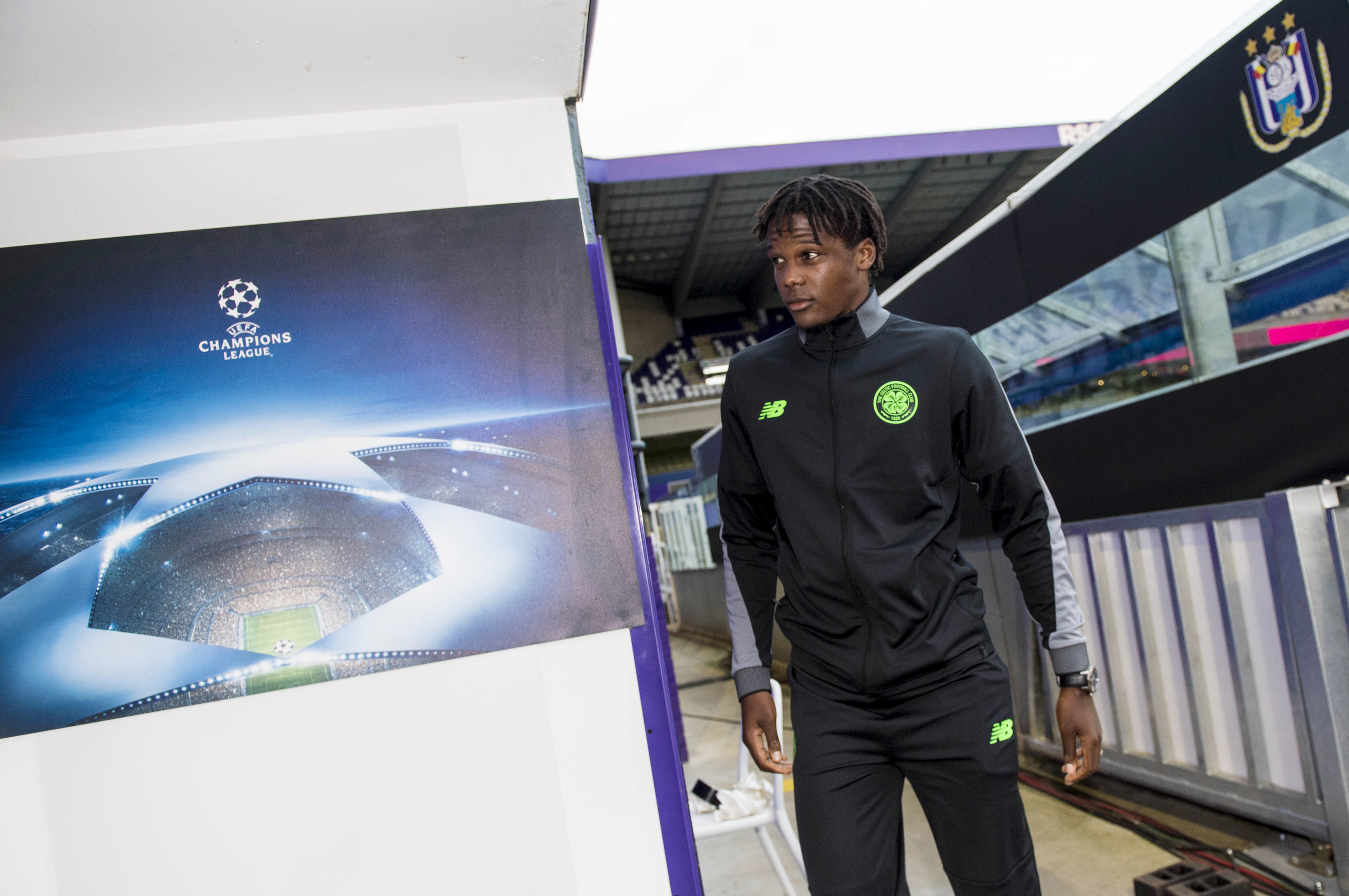 Celtic's Dedryck Boyata (SNS Group)
