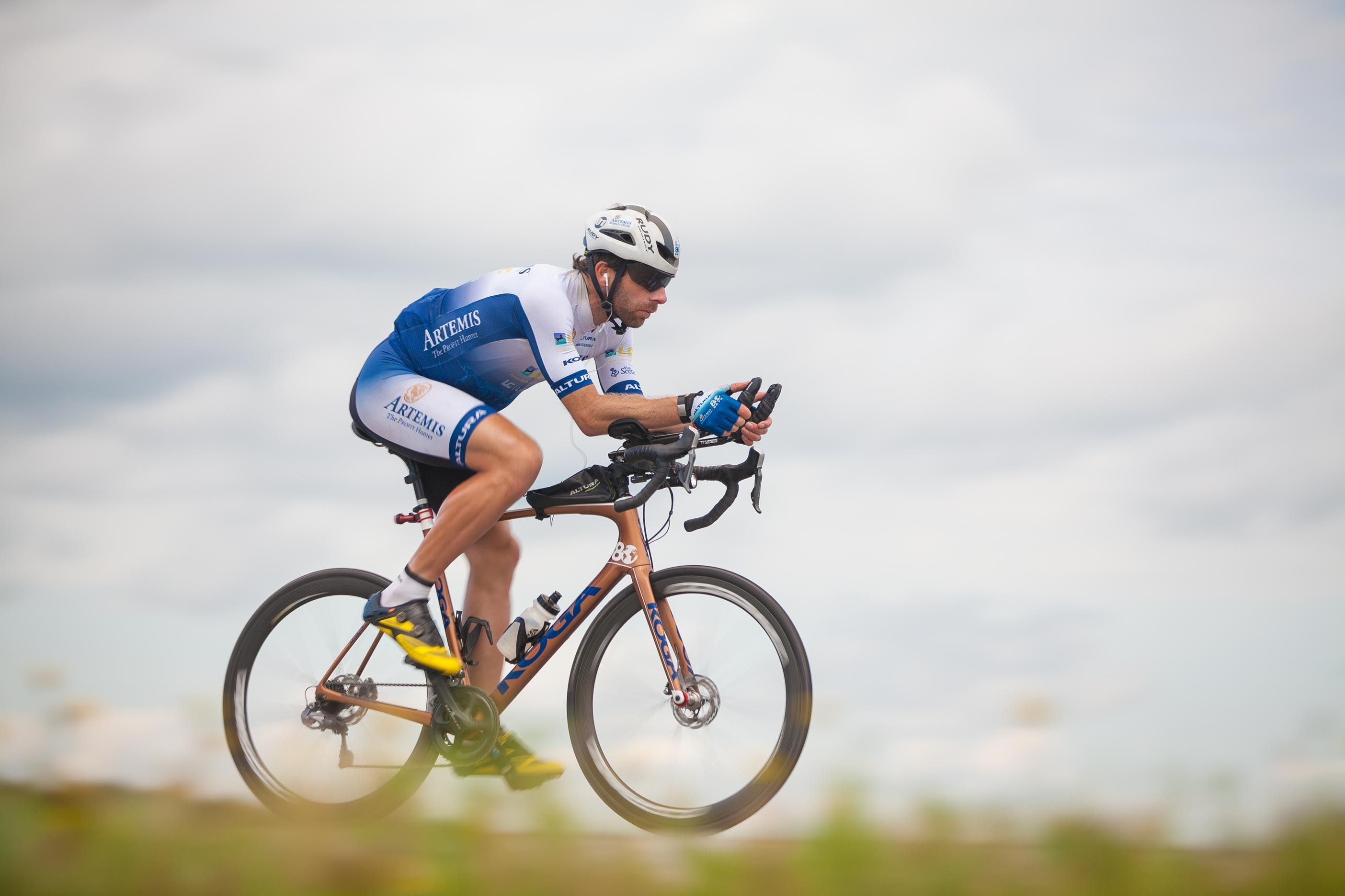 Day 16 of Mark Beaumont's round the world challenge