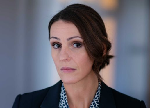 Suranne Jones as Gemma Foster (BBC/Drama Republic)