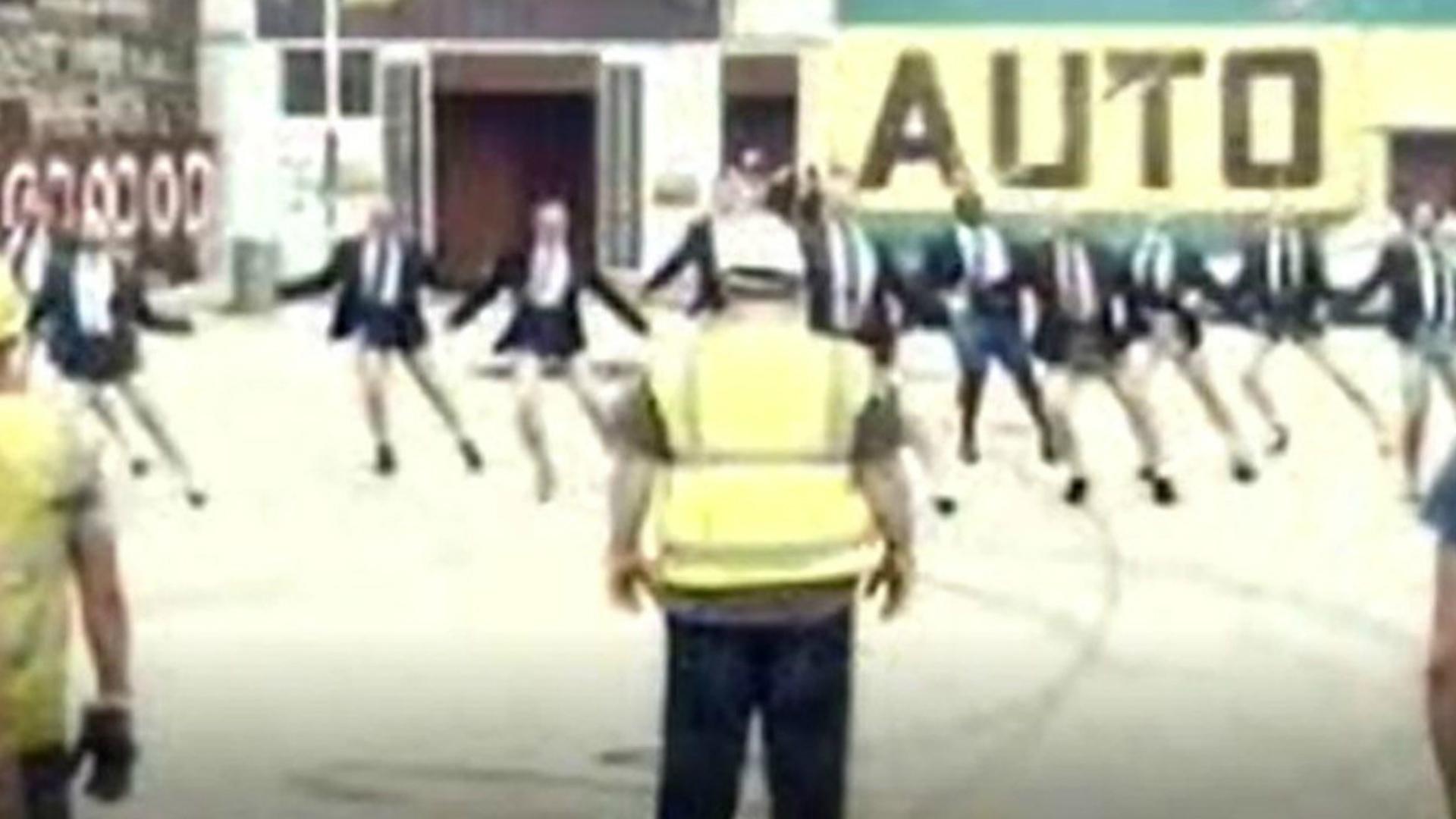 Moneysupermarket.com's 'dance-off' advert (Advertising Standards Authority)