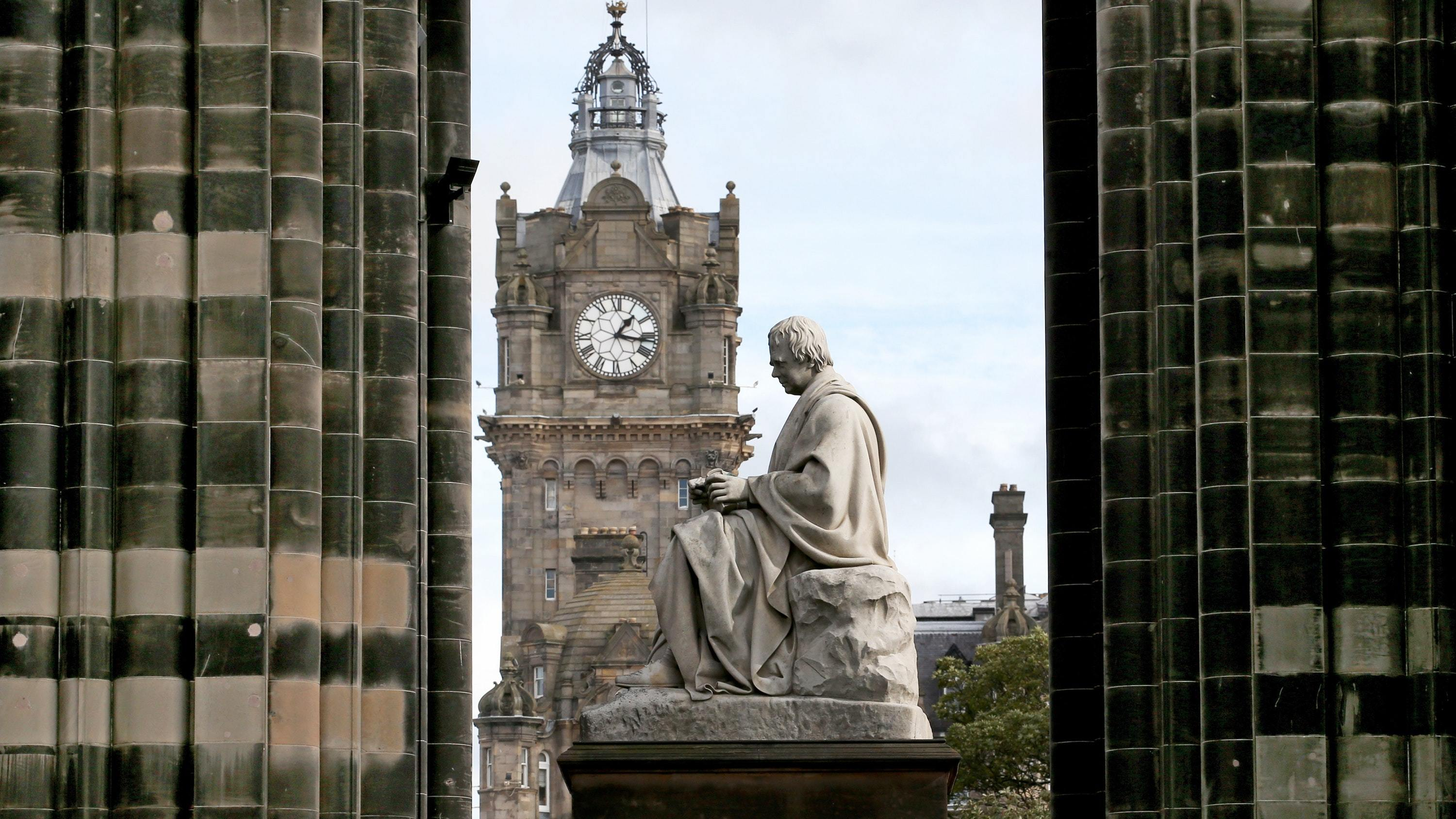Scotland has fallen two places to ninth in the UK prosperity rankings (Jane Barlow/PA)