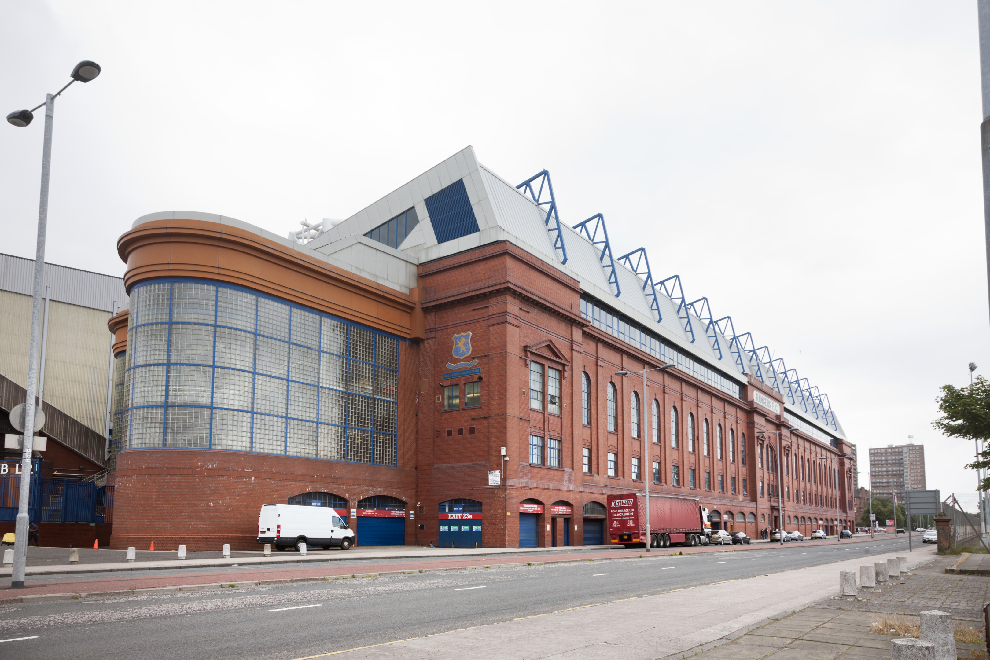 Rangers fans have been told that a safe standing section will not be in place at Ibrox next season (iStock)