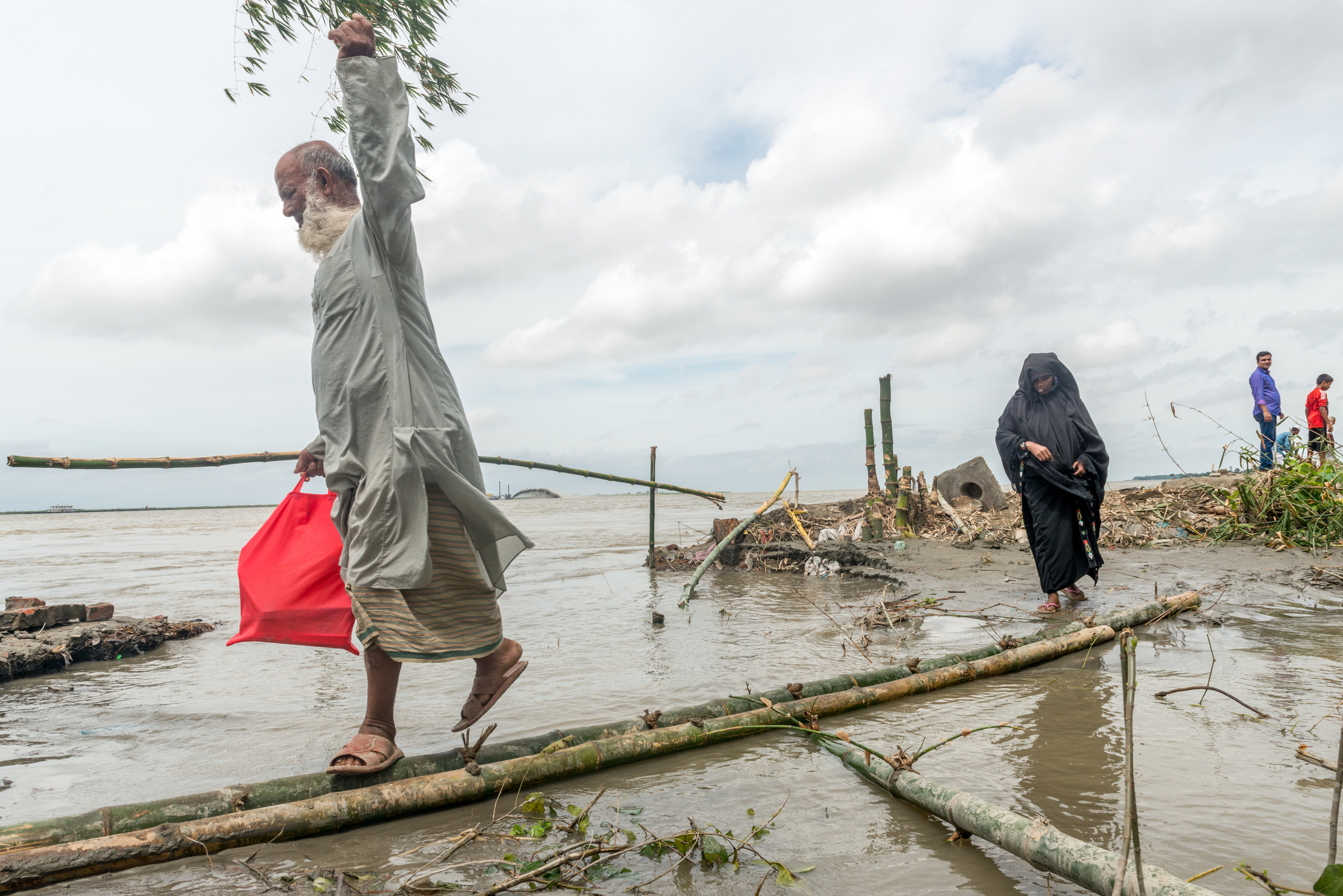 Flooding in Bangladesh (Getty Images)